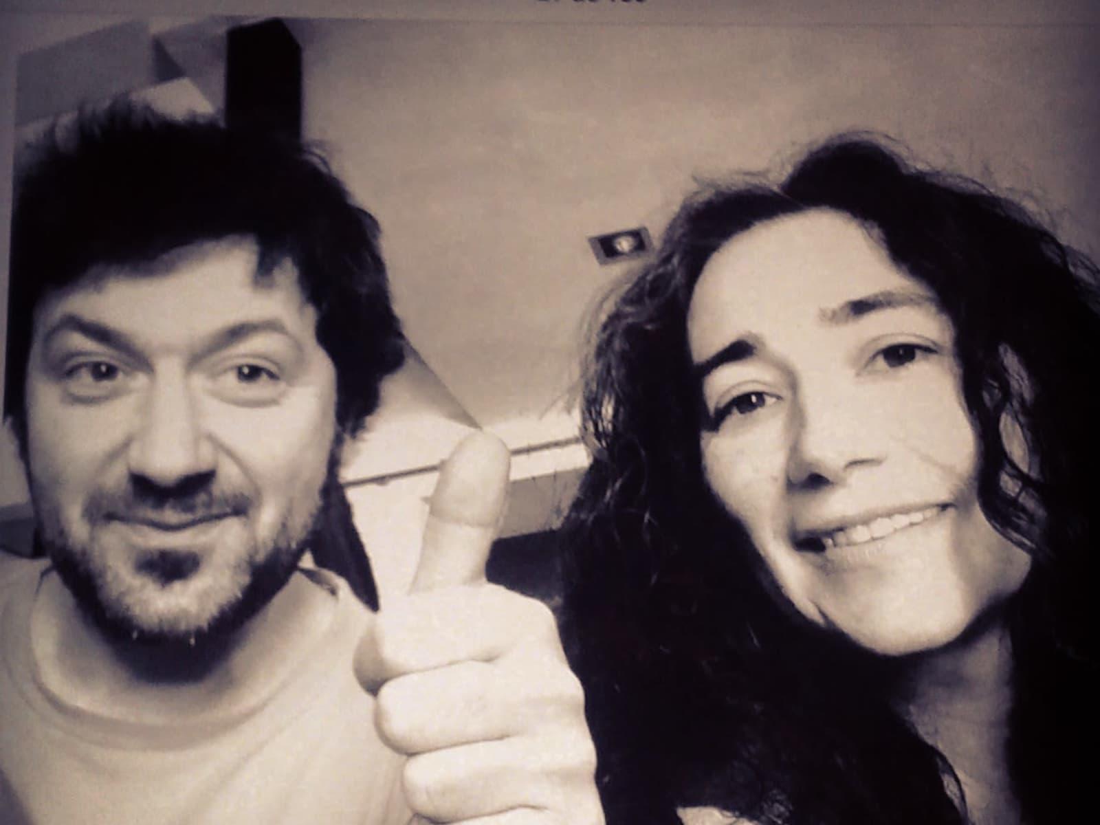 Bri & Jose carlos from Cáceres, Spain