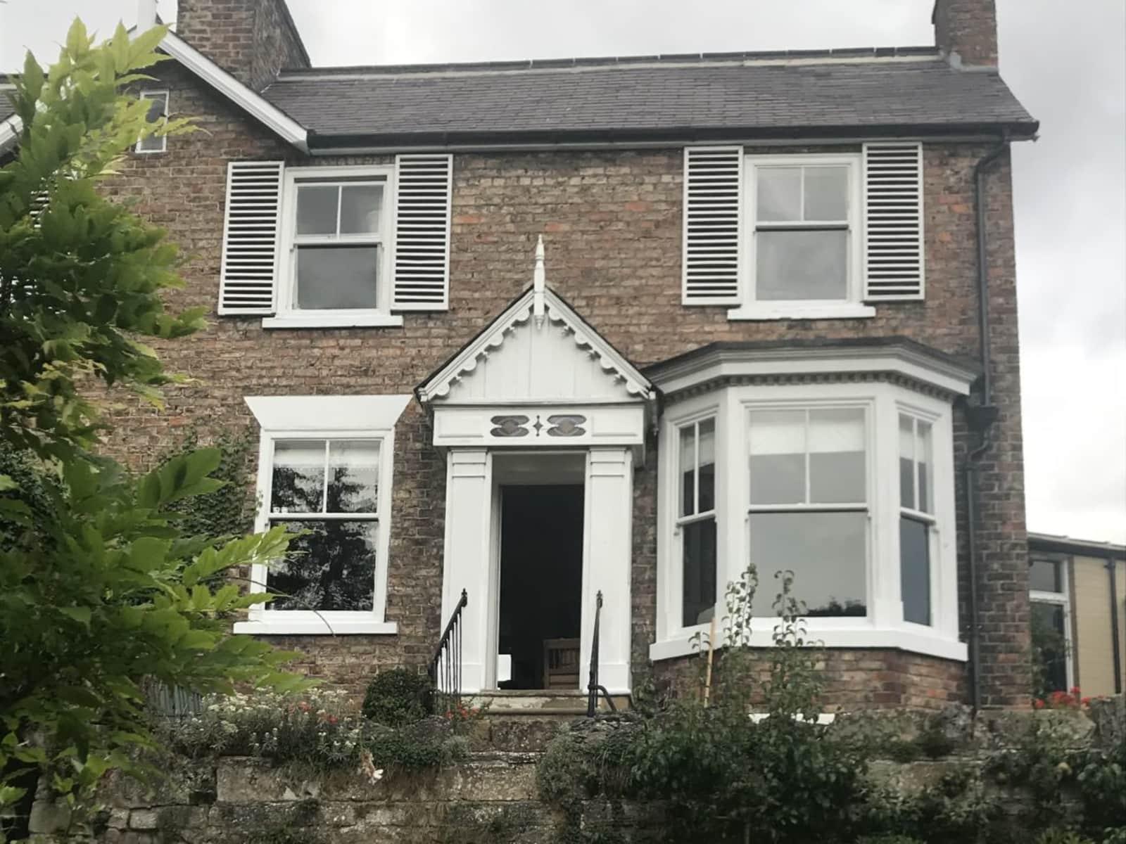 Housesitting assignment in Ripon, United Kingdom
