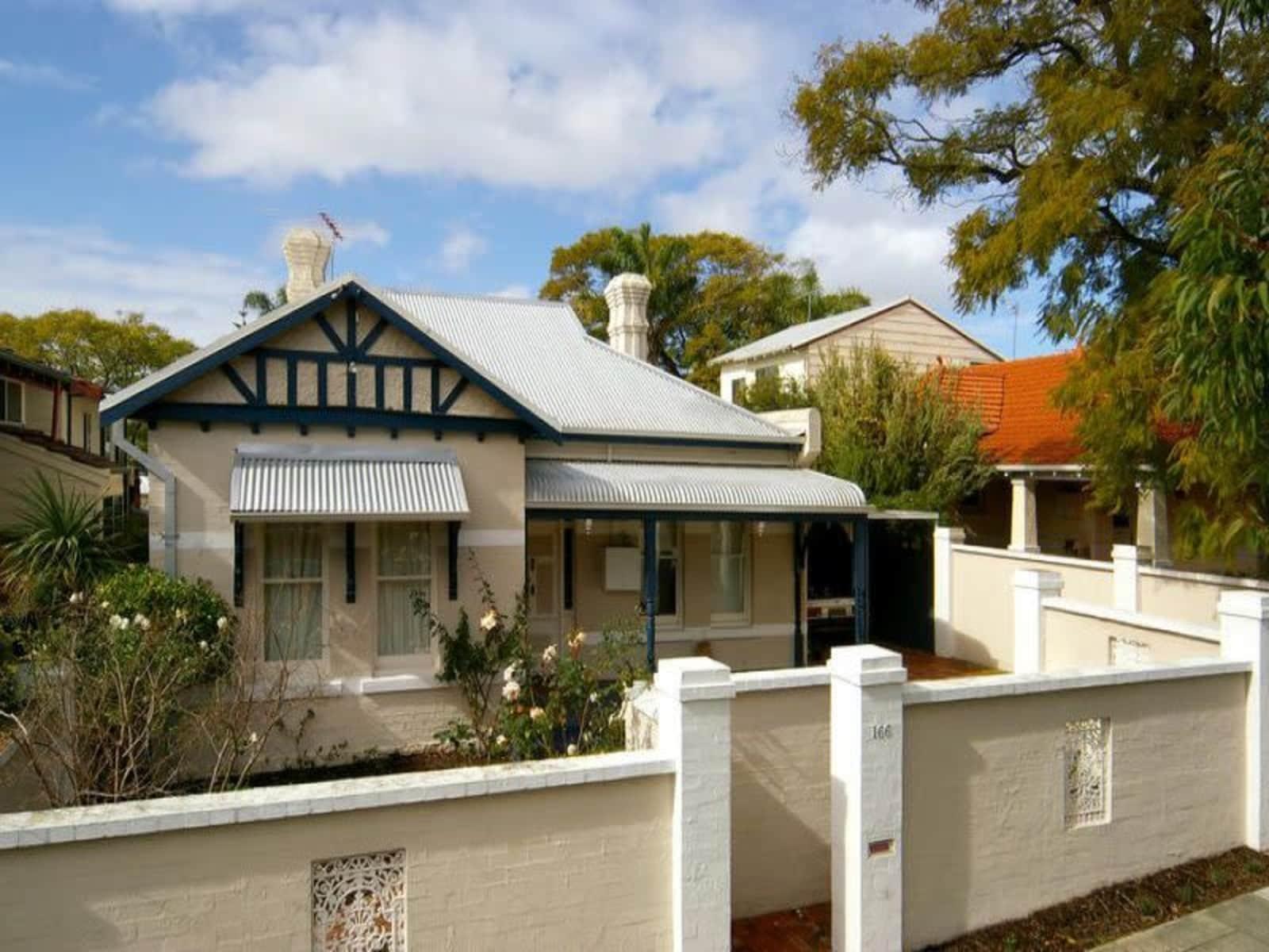 Housesitting assignment in Subiaco, Western Australia, Australia