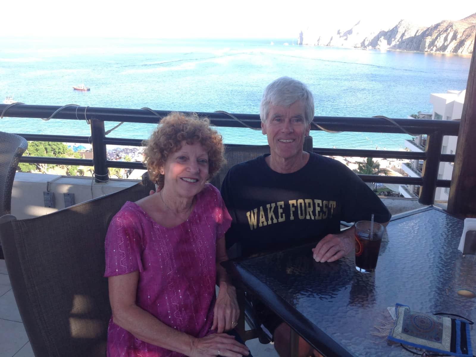 Carol & Brent from San Diego, California, United States