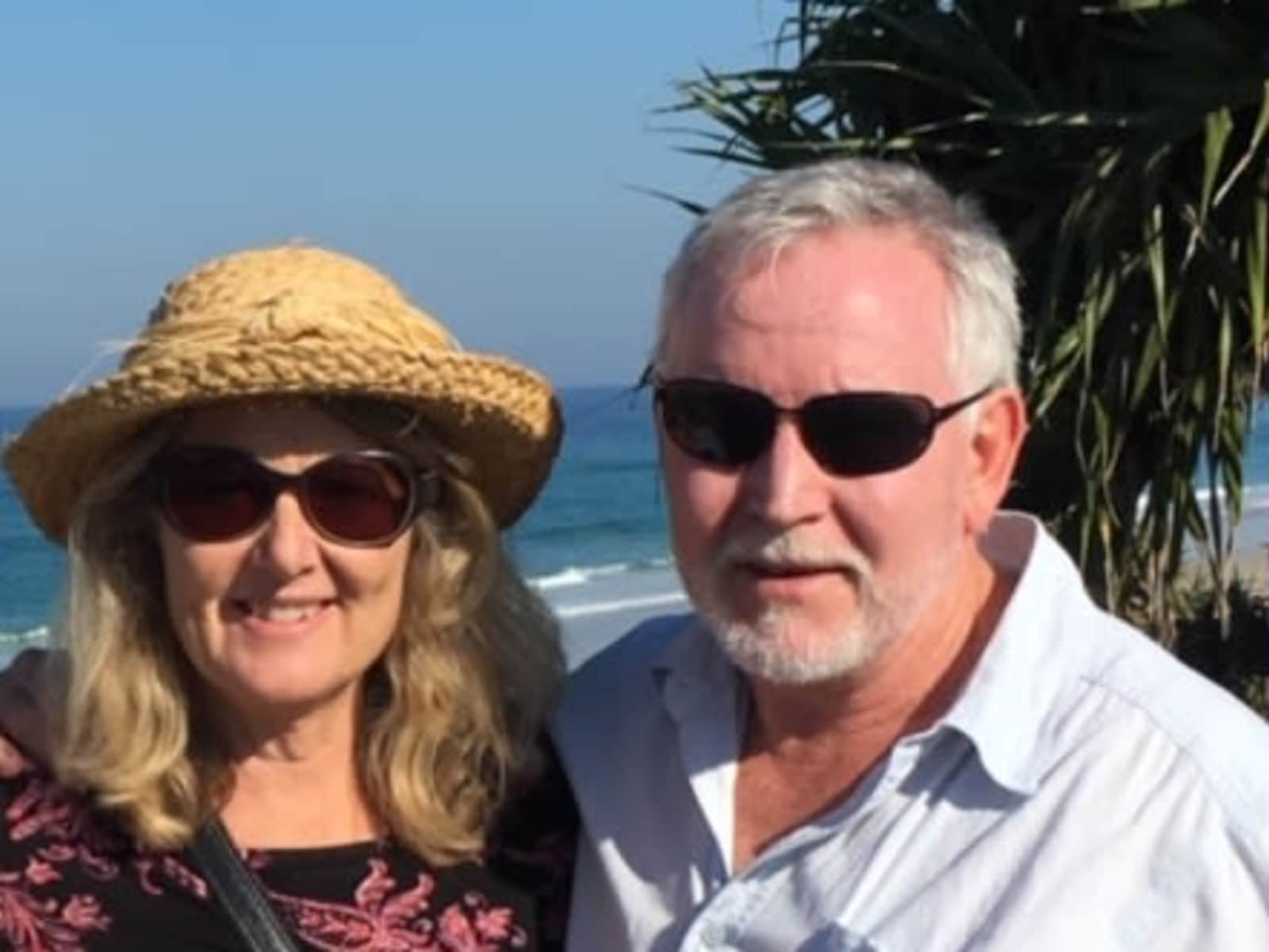 Cath and john & Cathie from Ocean Shores, New South Wales, Australia