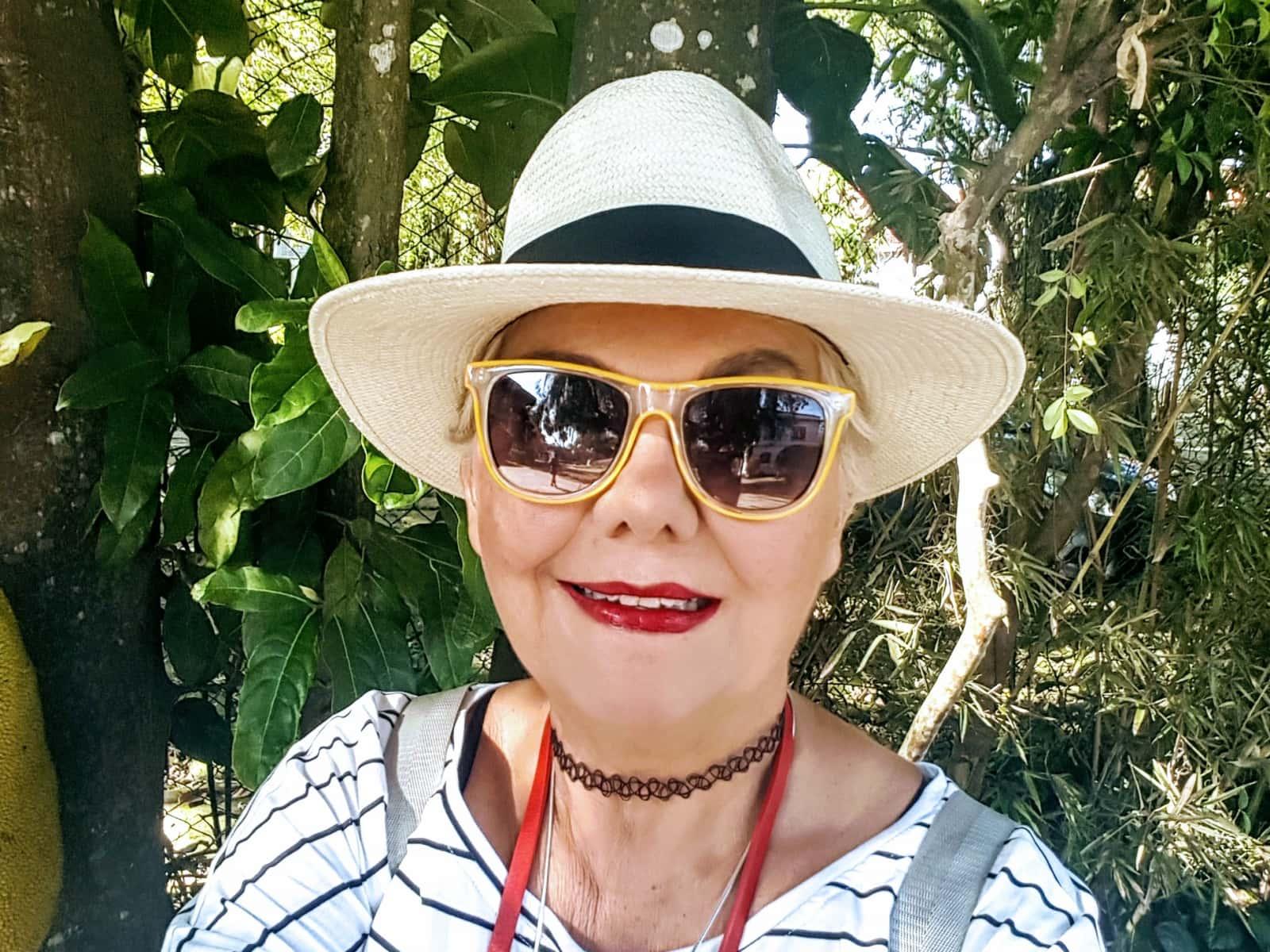 Vivian from Macaé, Brazil