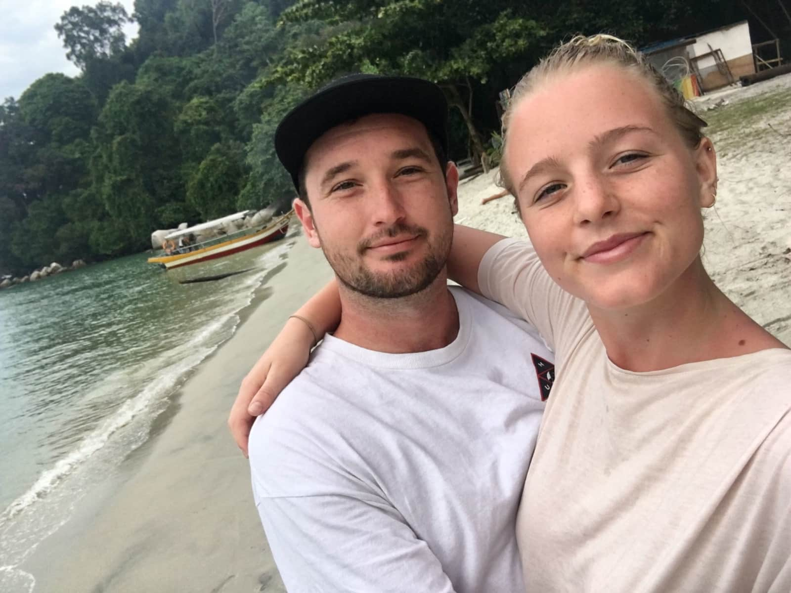 Hannah & Michael from Kuala Lumpur, Malaysia