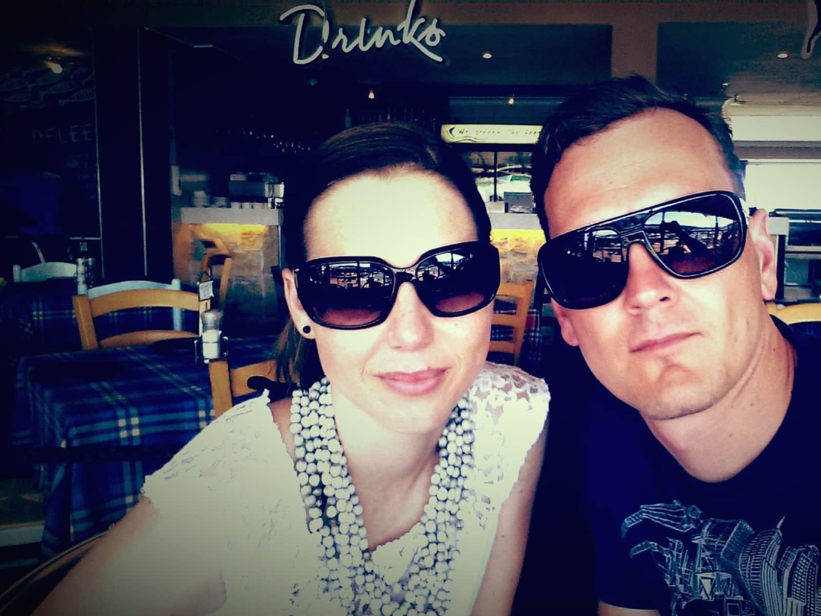 Andre & Taryn from Howick, South Africa