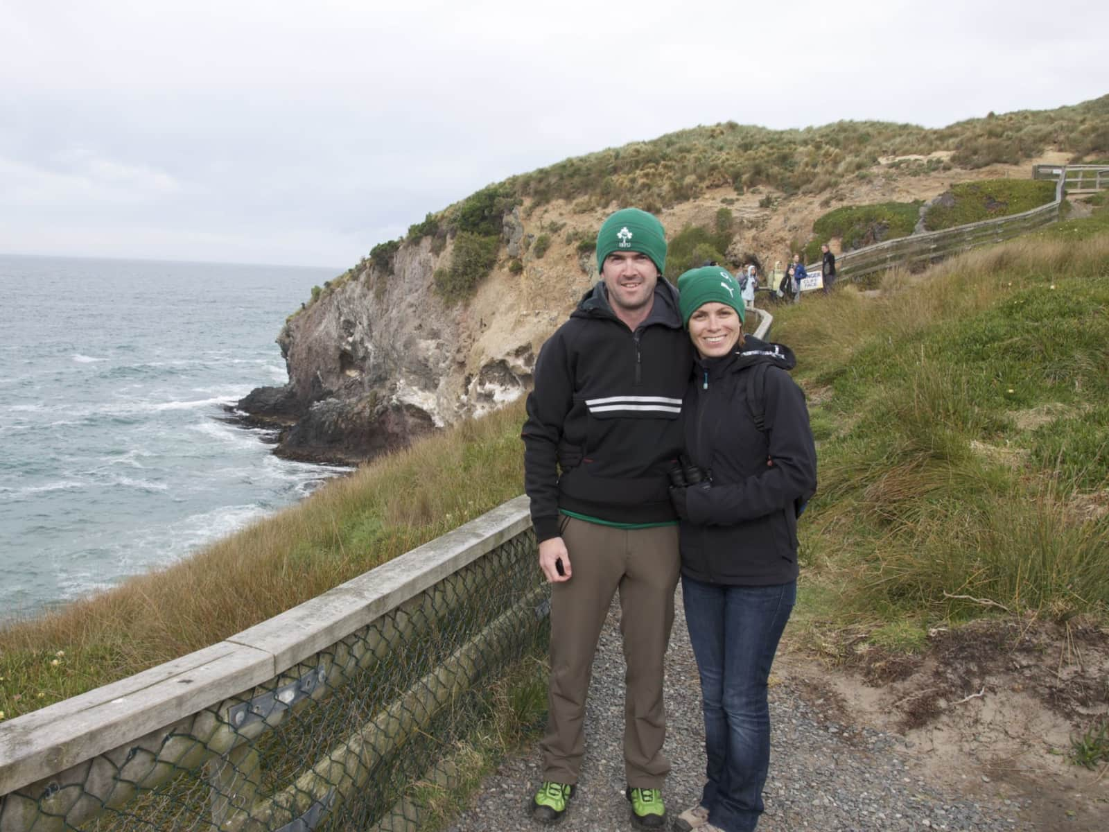 Cathriona & Stephen from Neuchâtel, Switzerland