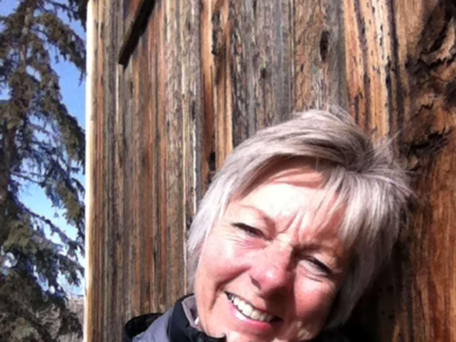 Judy from Calgary, Alberta, Canada