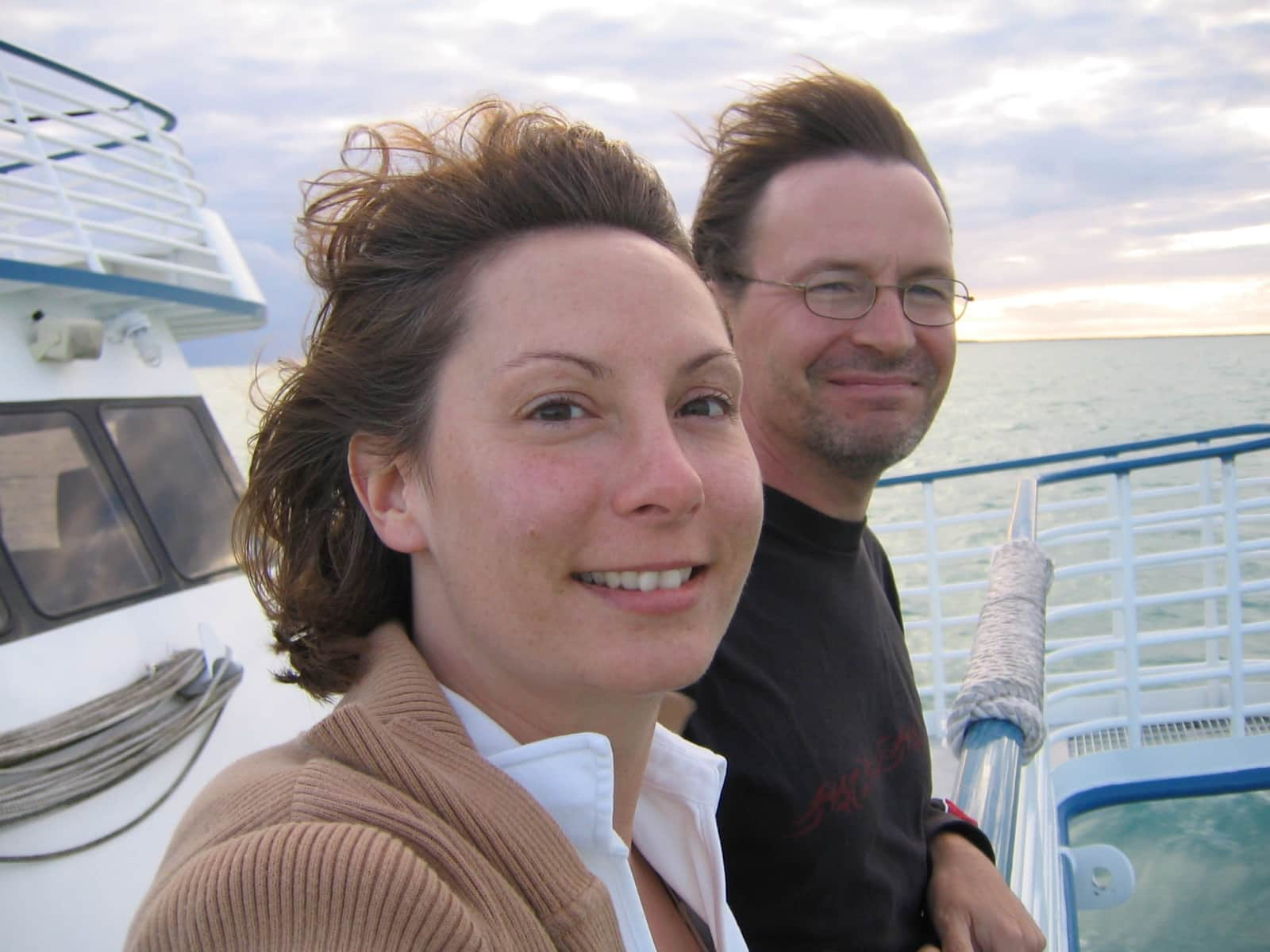 Cindy & Mark from Victoria, British Columbia, Canada