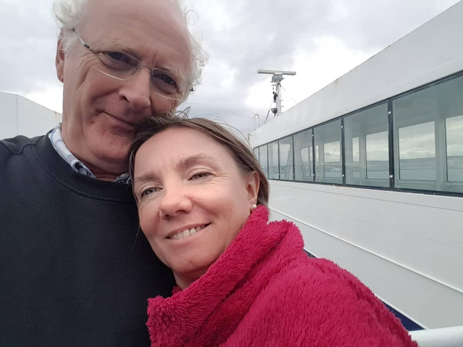 Adrian & Agnieszka from Birmingham, United Kingdom