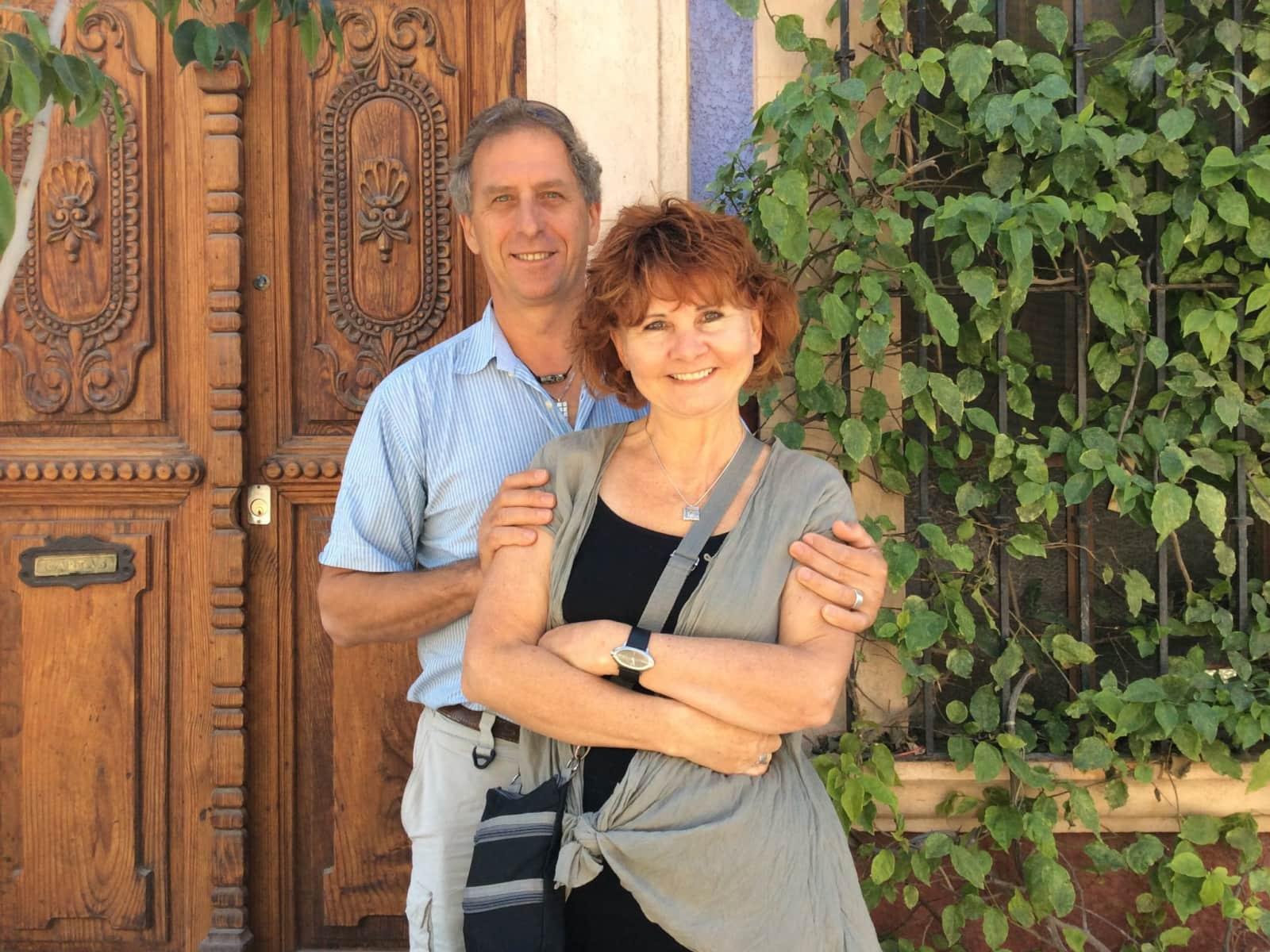 Paul & Faye from Bargara, Queensland, Australia