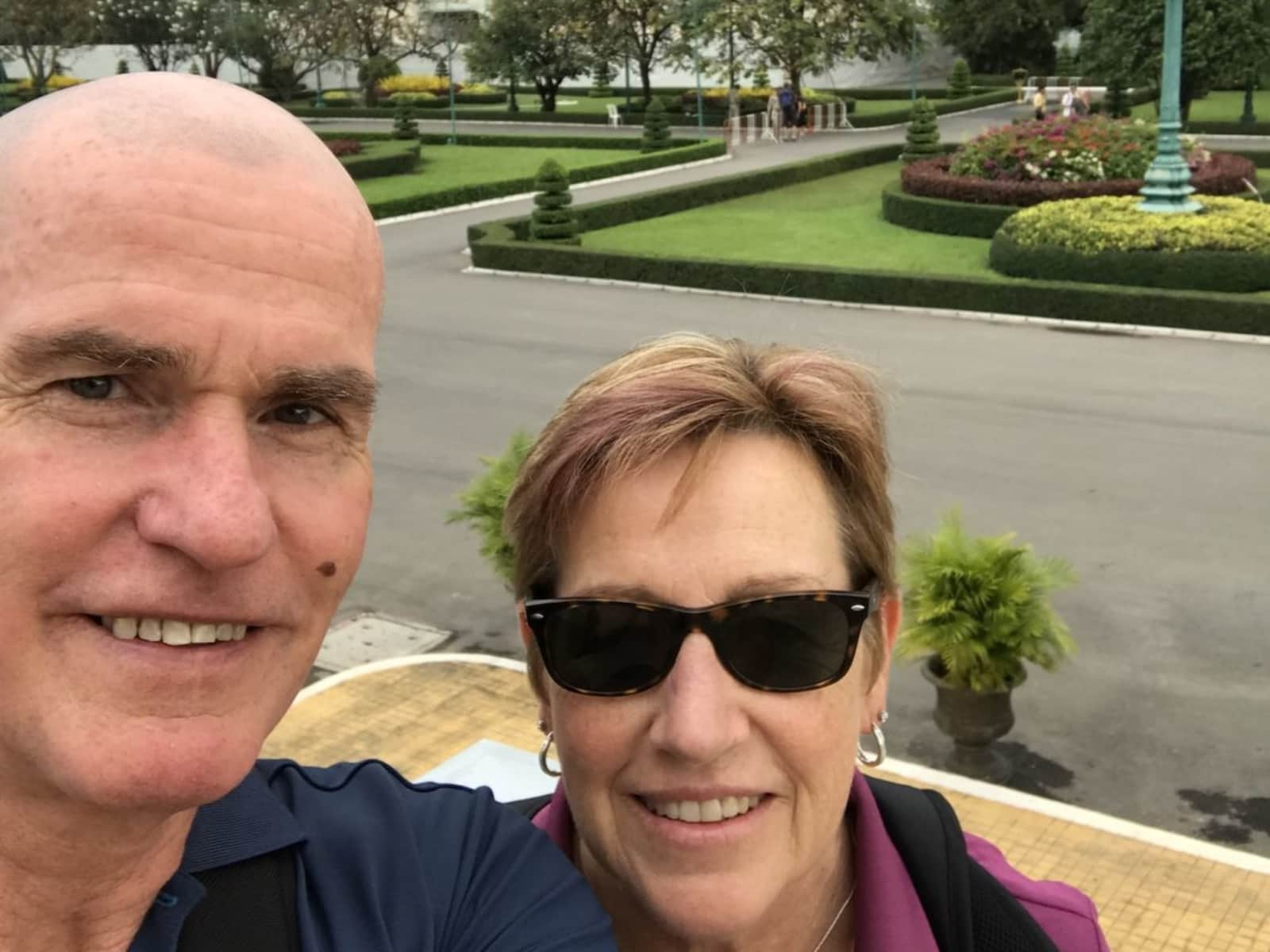 Jenny & Ross from Griffith, New South Wales, Australia
