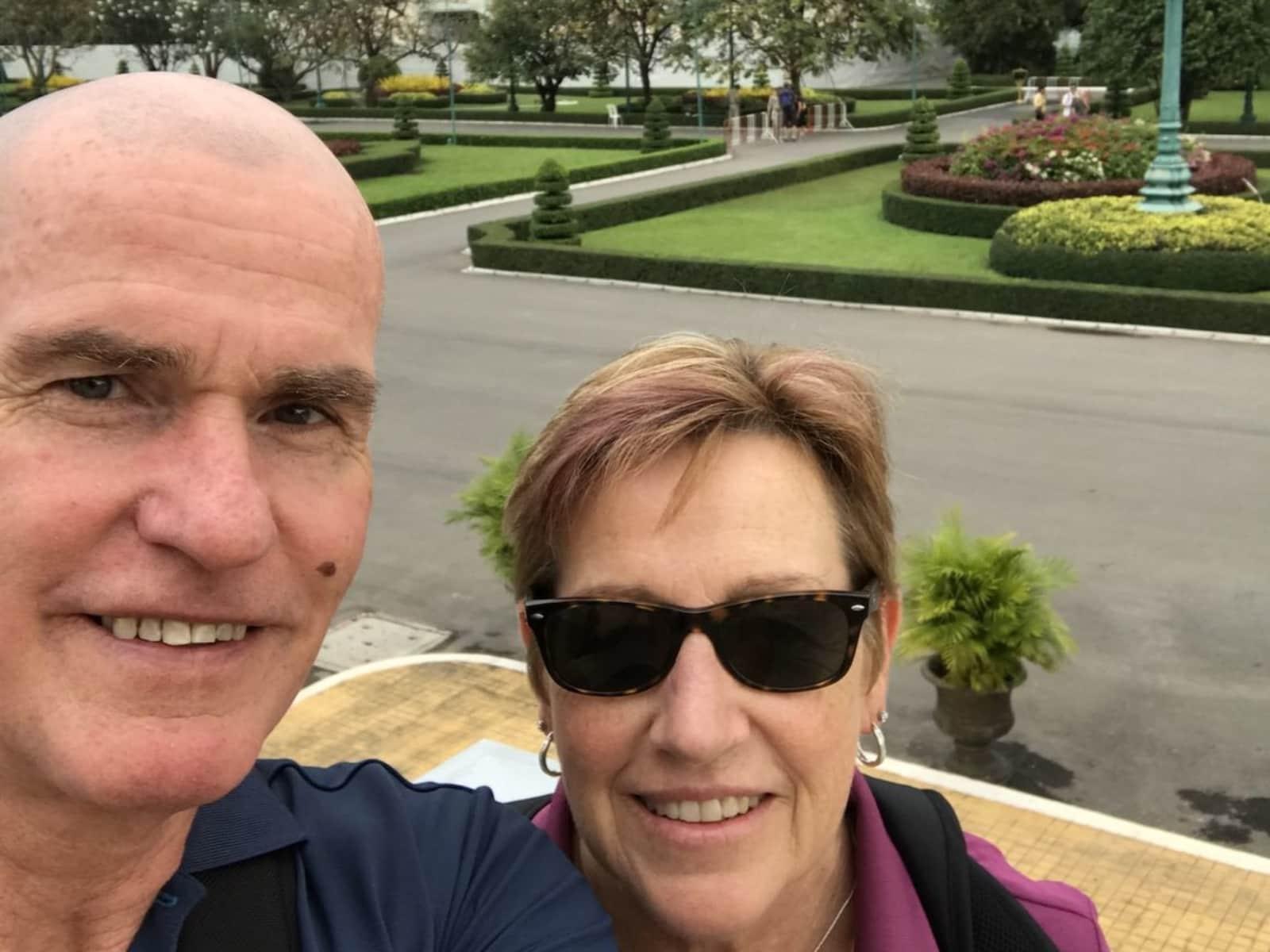 Jenny & Ross from Sydney, New South Wales, Australia
