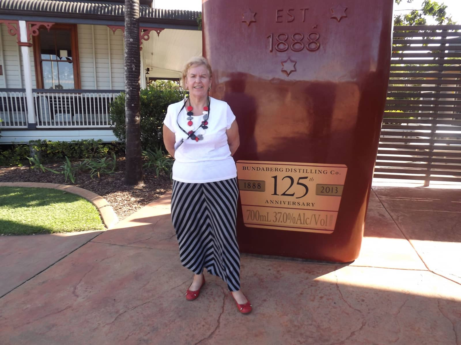 Roswitha from Maryborough, Queensland, Australia