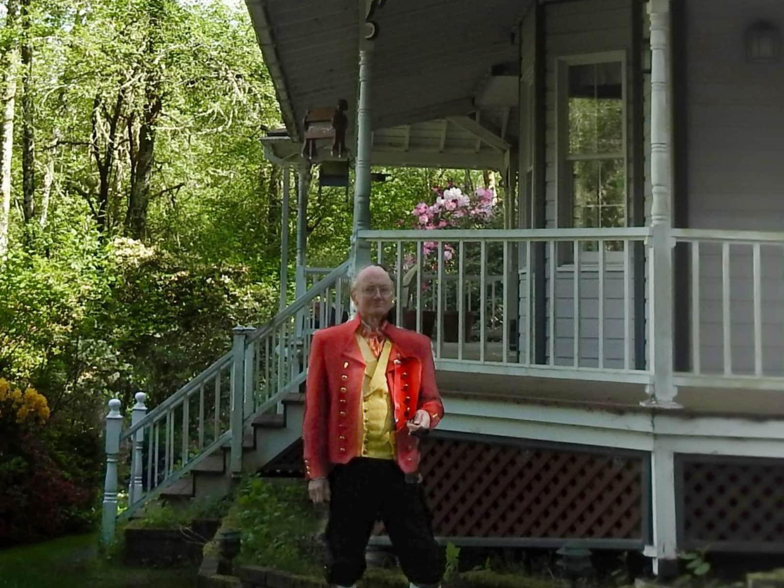 Gary from Olympia, Washington, United States