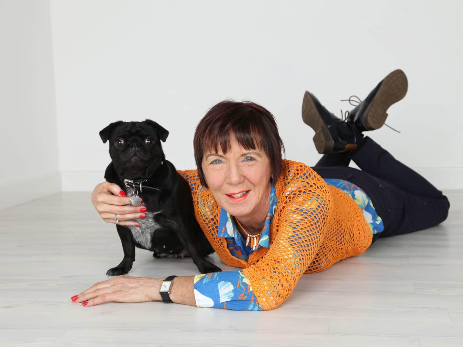 Joan from Glasgow, United Kingdom