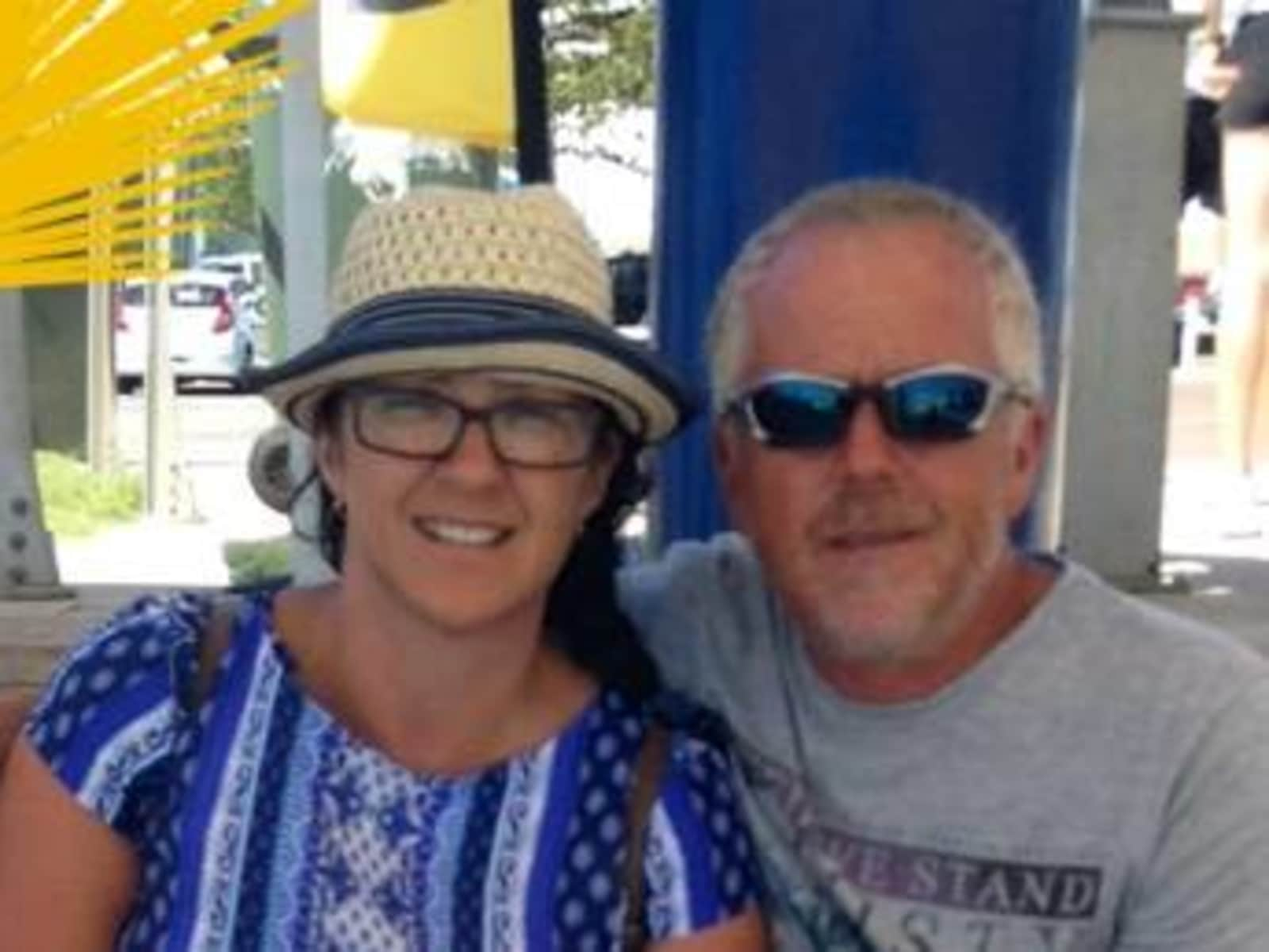 Mary & Paul from Hitchin, United Kingdom