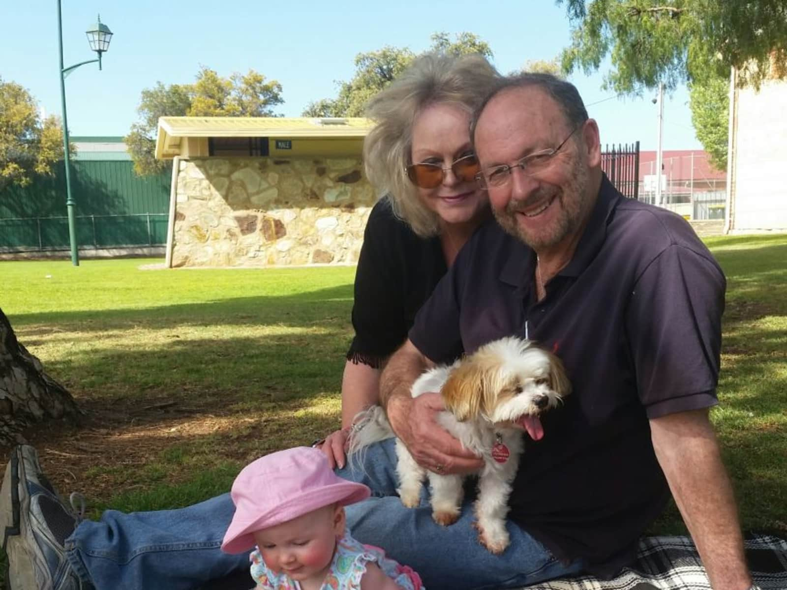 Derek & Jeanie from Prospect, South Australia, Australia