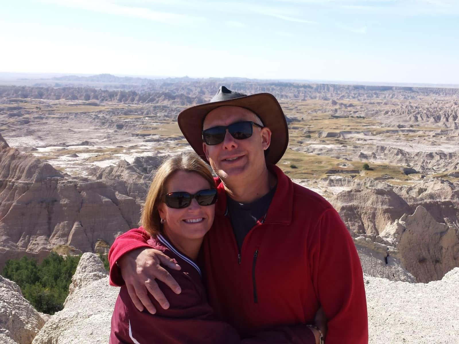 Christine & David from Shakopee, Minnesota, United States