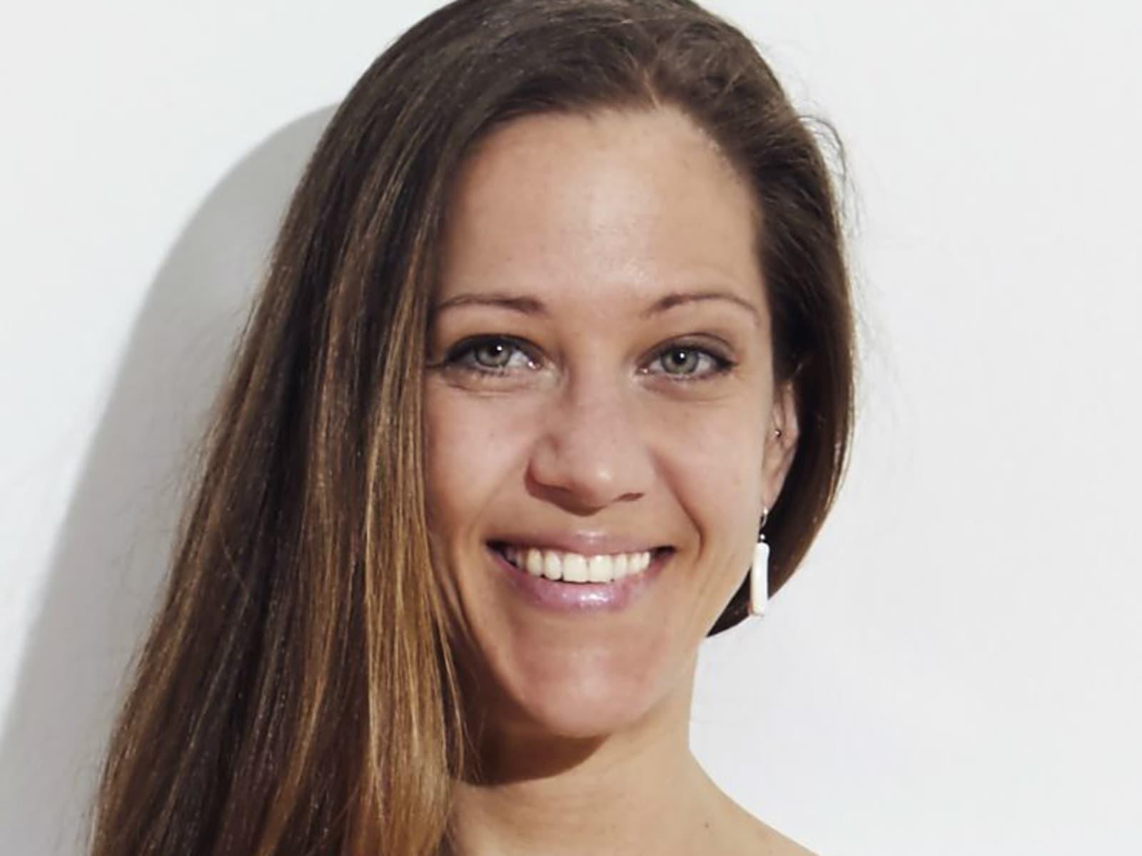 Sarah from Tofino, British Columbia, Canada