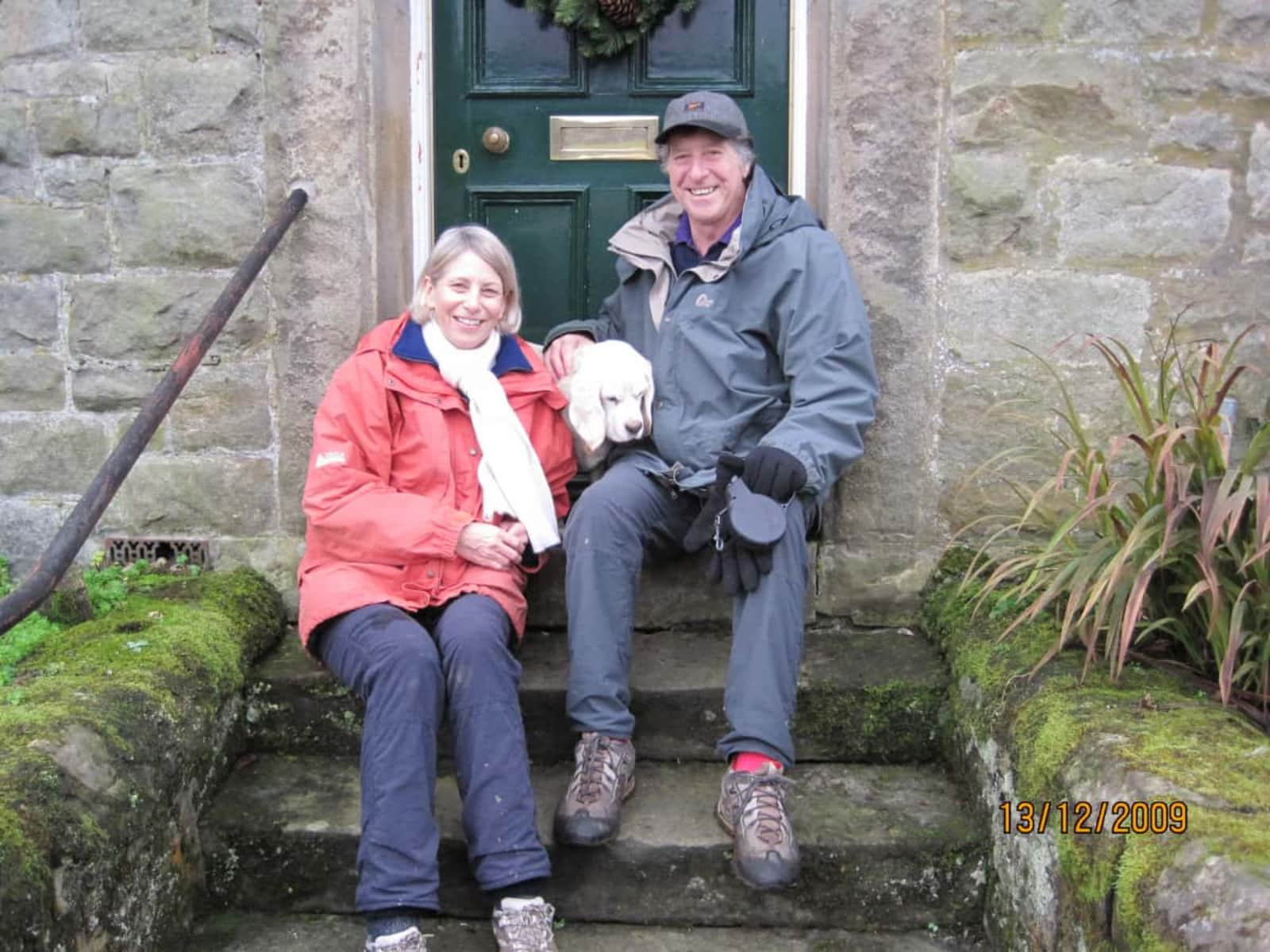 Barbara & Robert from Newcastle upon Tyne, United Kingdom