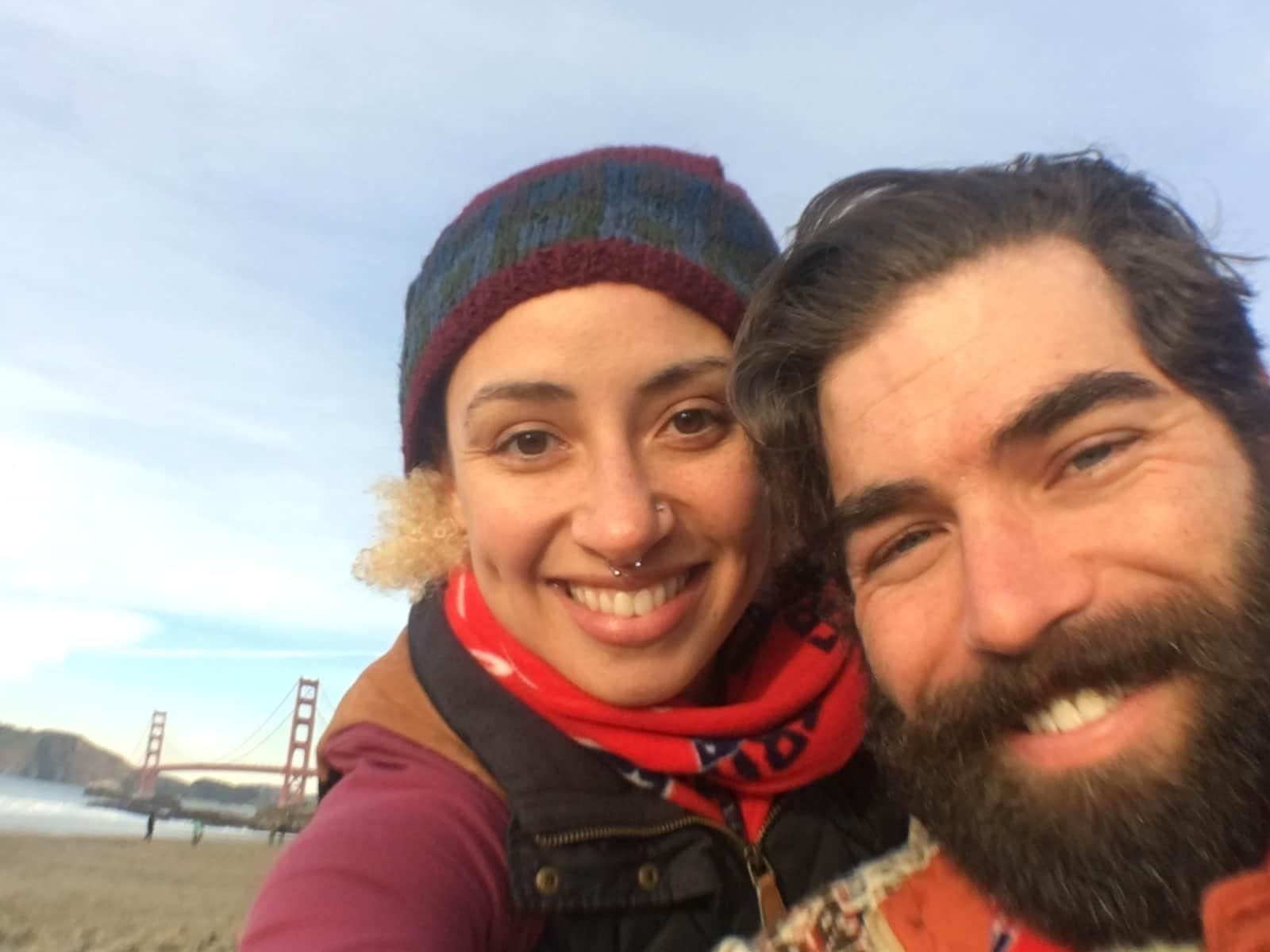 Jessica & Scott from San Francisco, California, United States