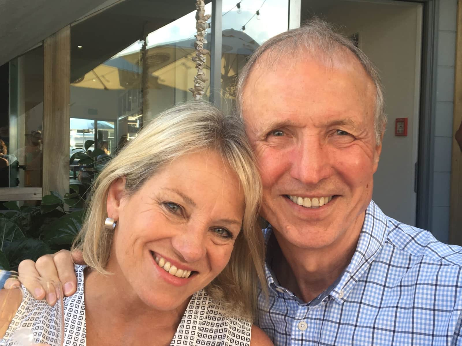 Jen & Graham from Guildford, United Kingdom
