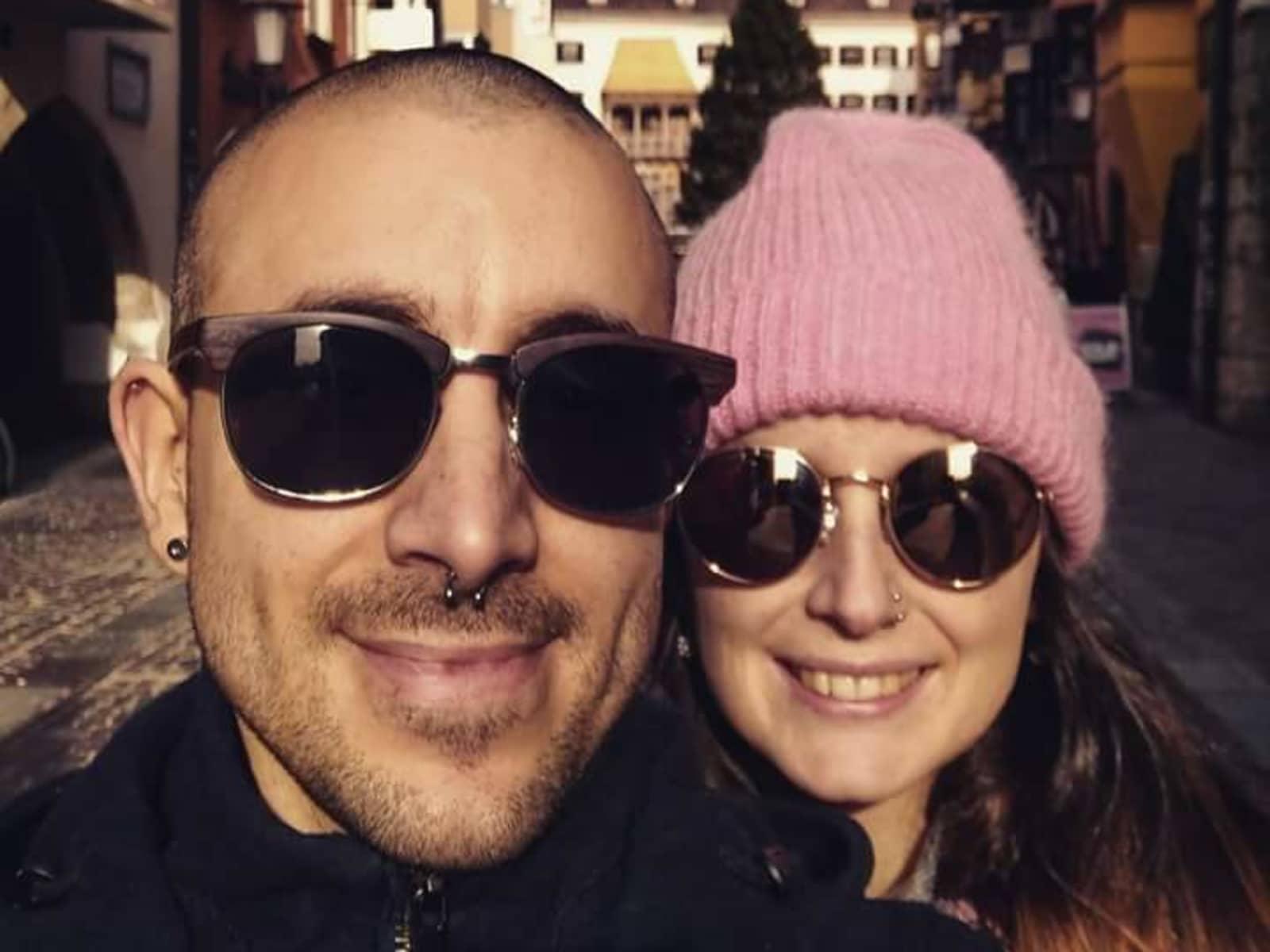 Paz & Emanuel from Dublin, Ireland