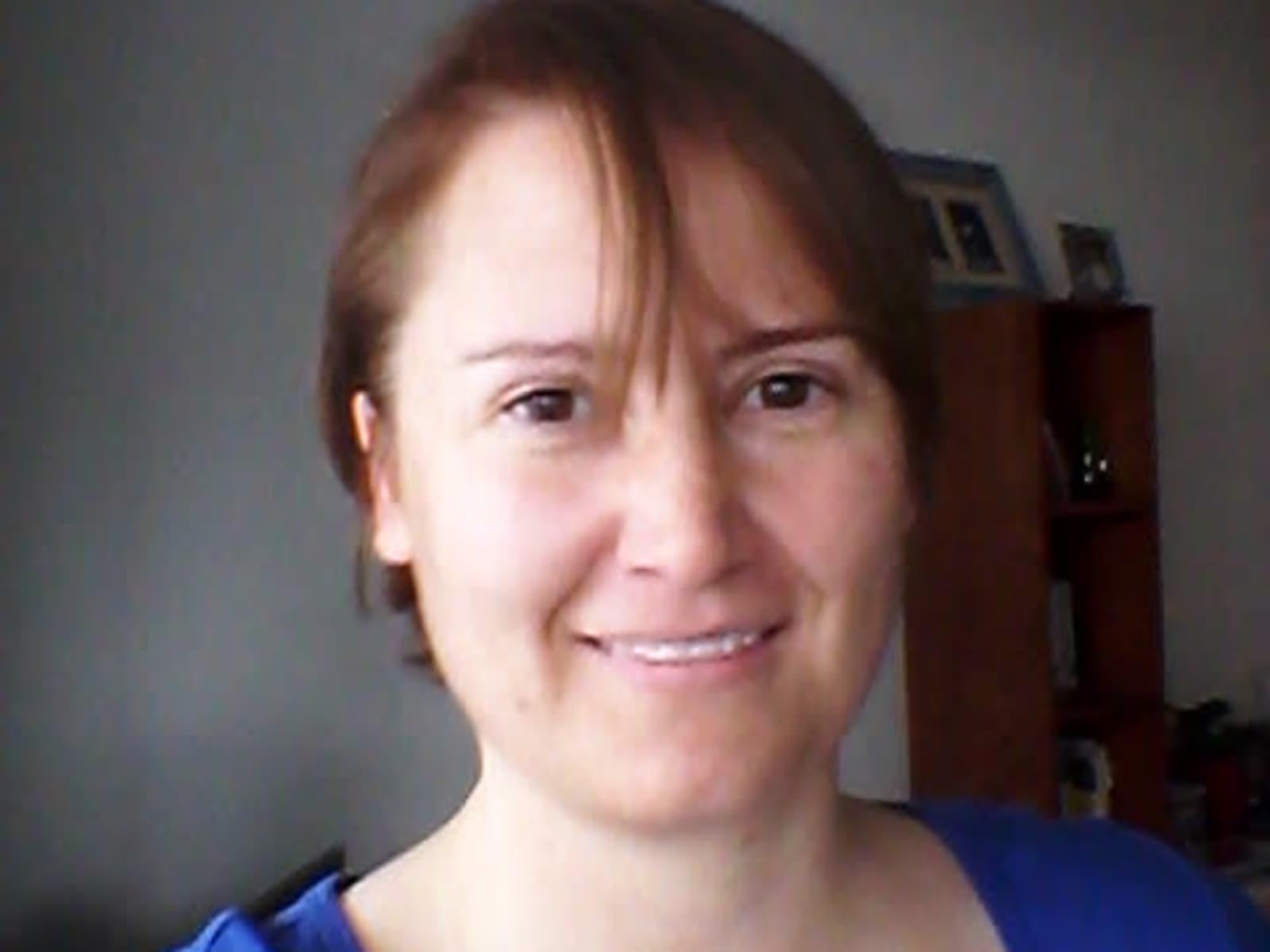 Deborah from Canberra, Australian Capital Territory, Australia