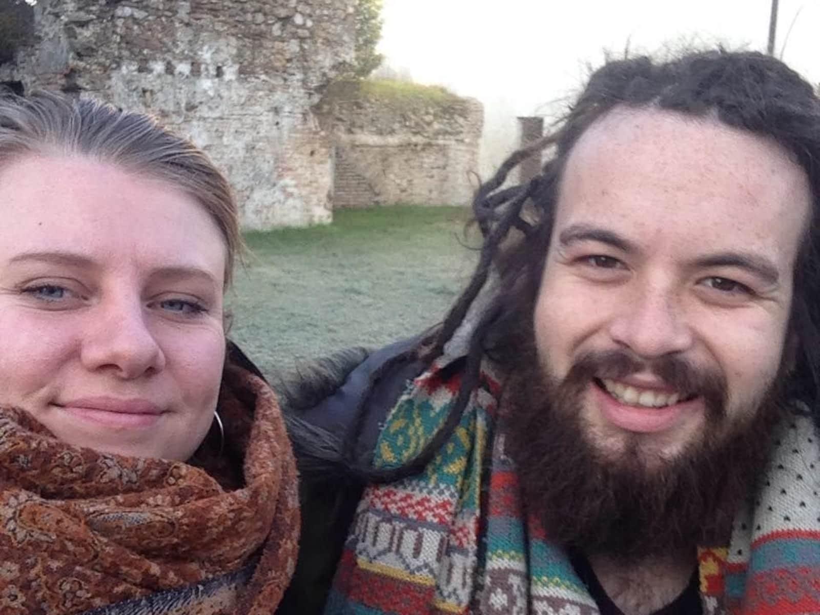 Jordan & Layton from Hobart, Tasmania, Australia