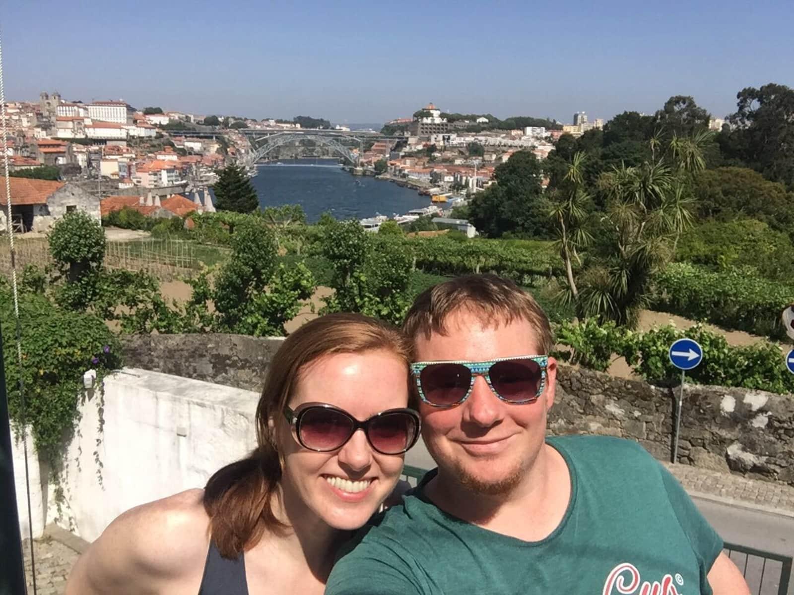 Sarah & Thomas from Basel, Switzerland