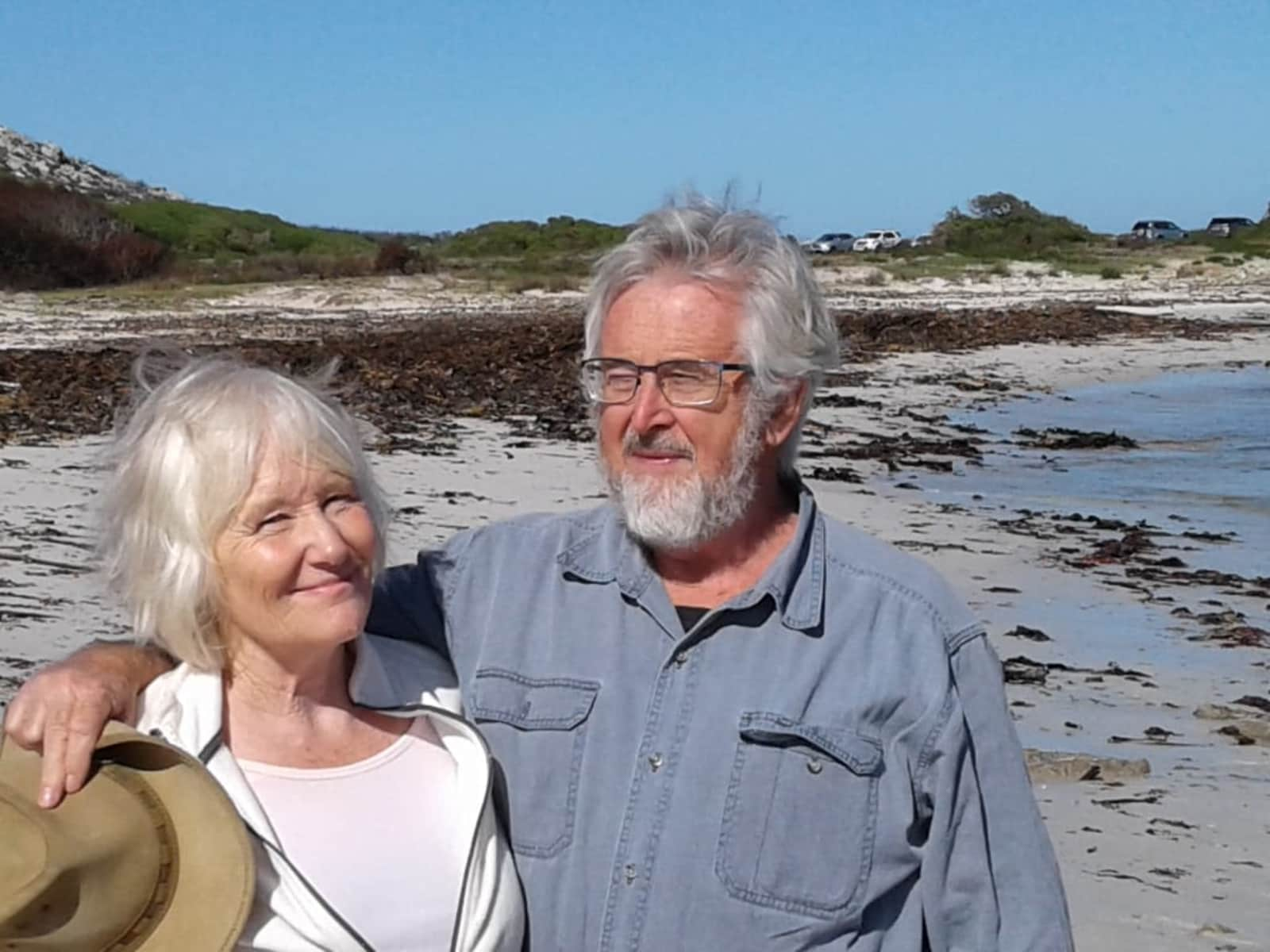 Howard & Sheilagh from Cape Town, South Africa