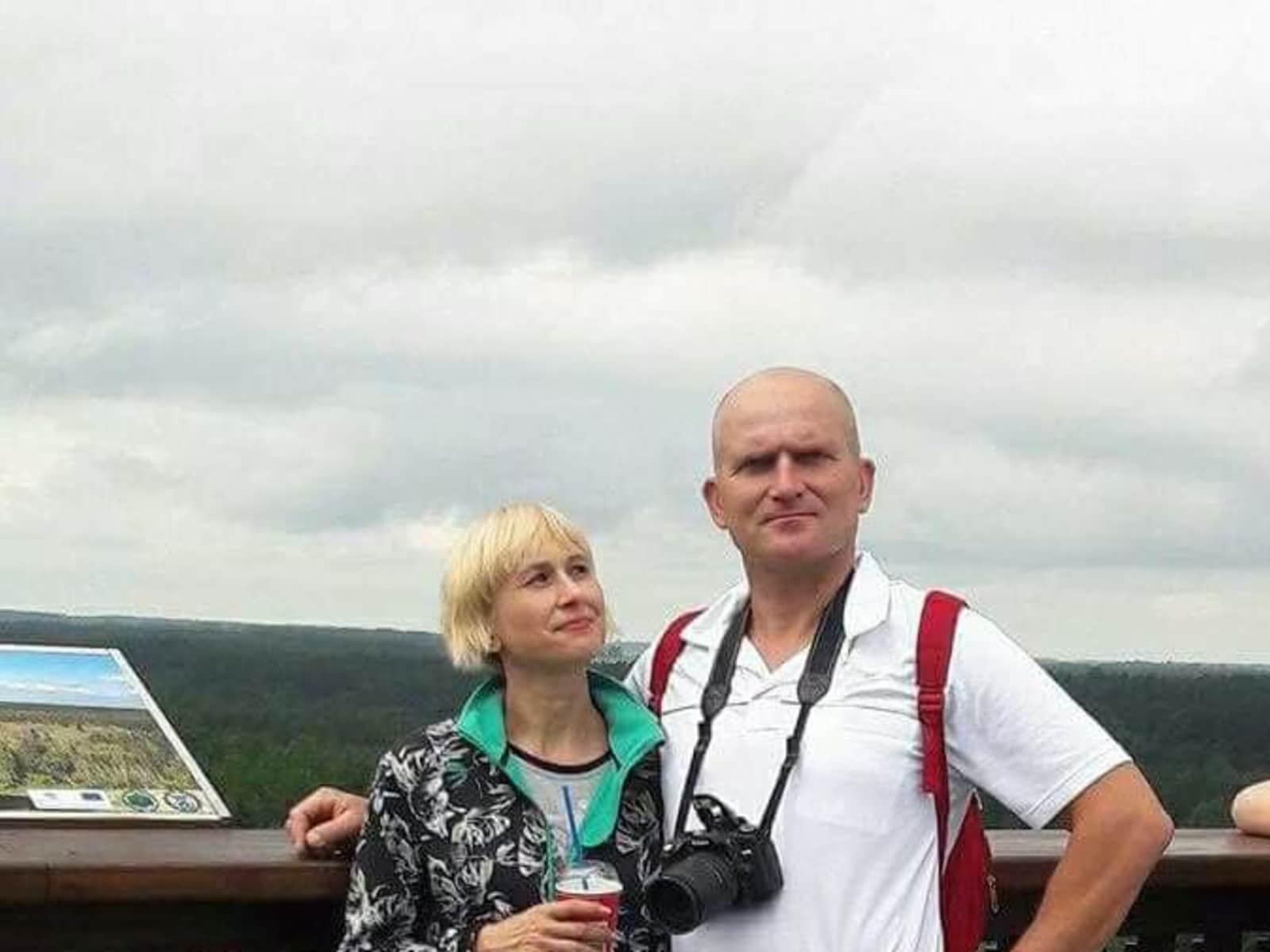 Indrė & Stanislovas from Kaunas, Lithuania