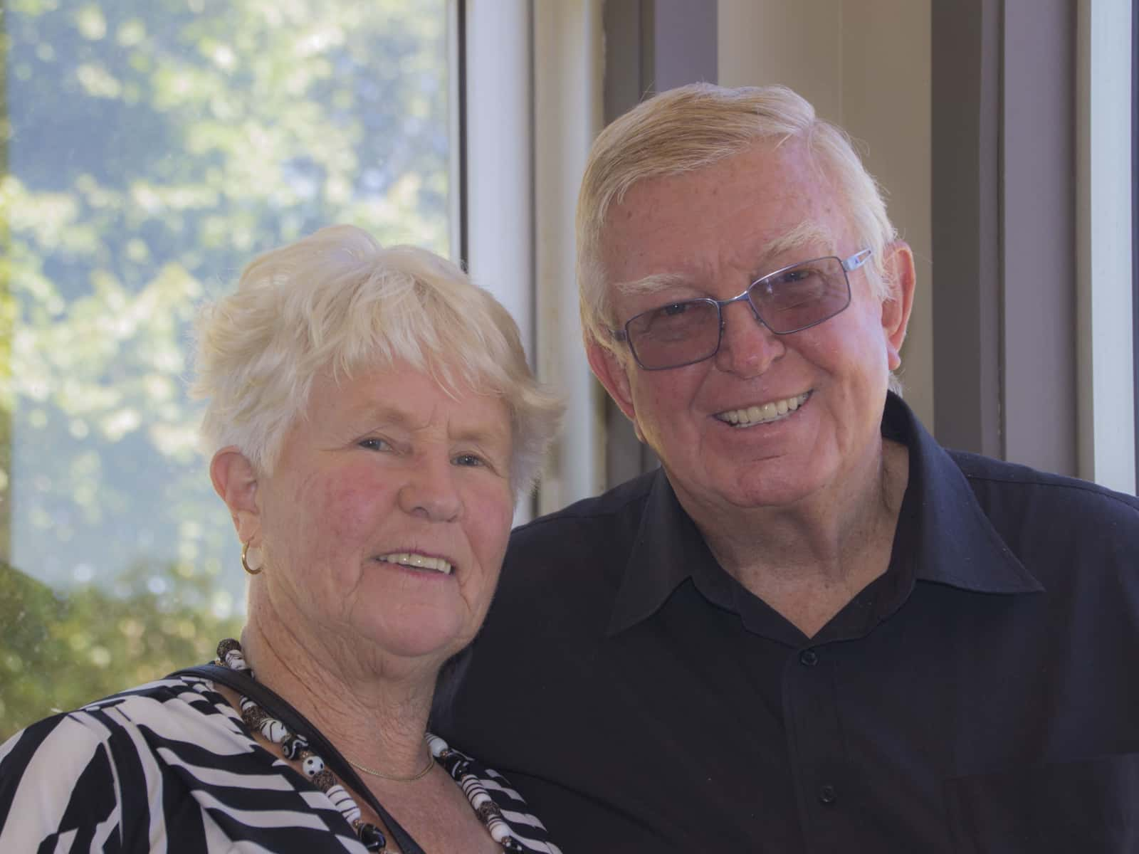 Graeme & Thelma from Kilcunda, Victoria, Australia