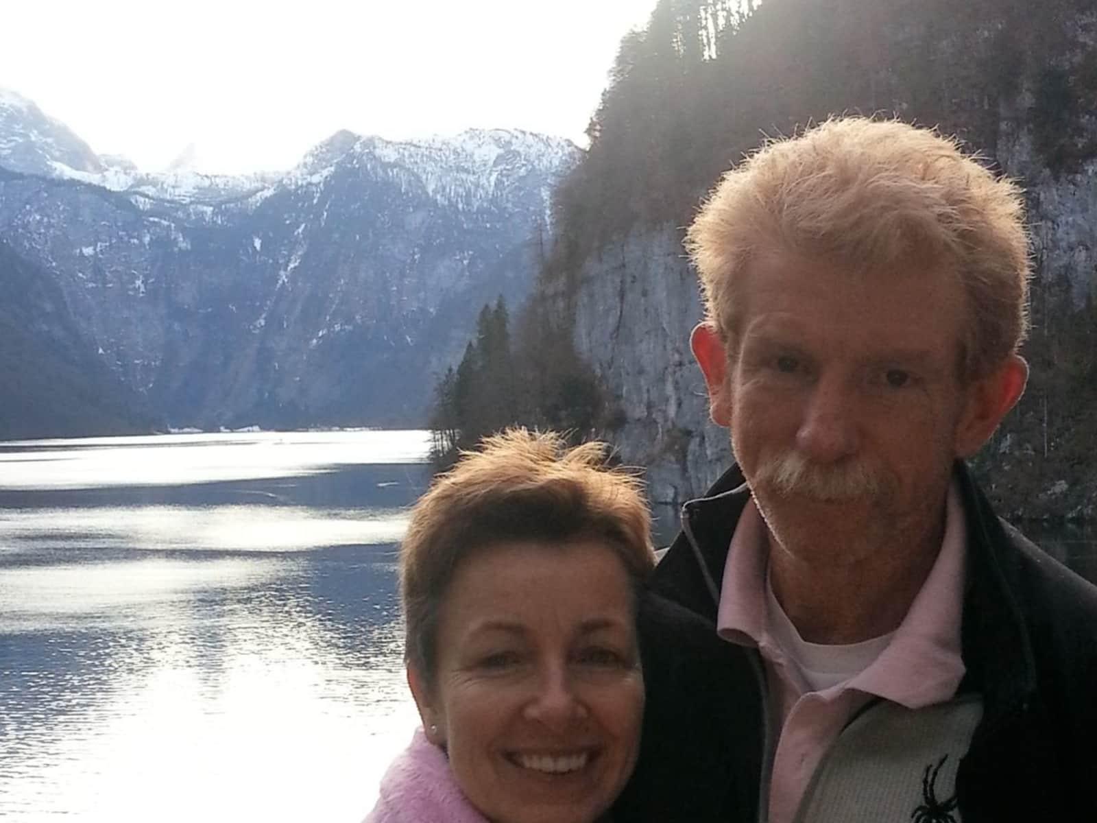 Manuela & Gordon from Bertem, Belgium