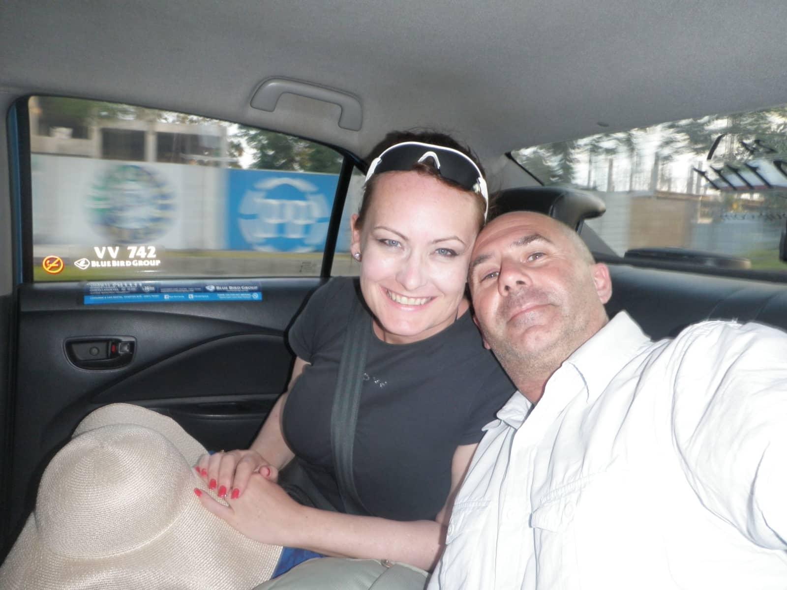 Gary & Bernadine from Perth, Western Australia, Australia