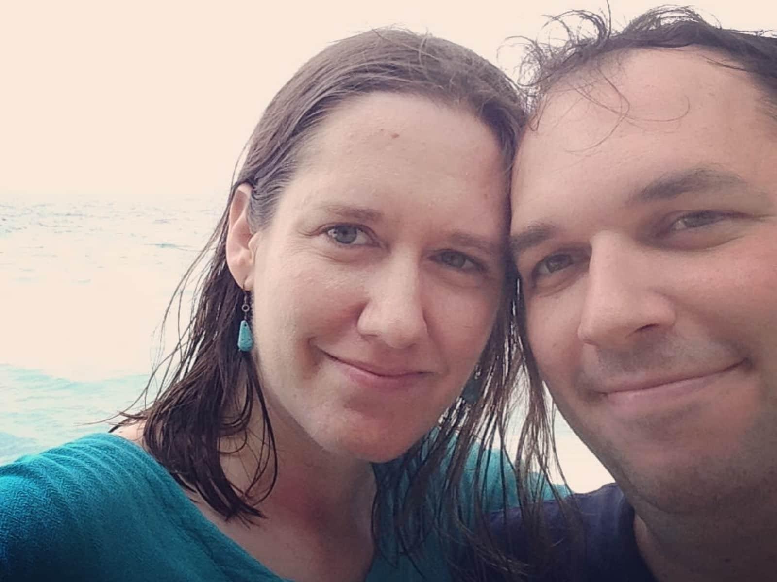Rachel & John from Birmingham, Alabama, United States