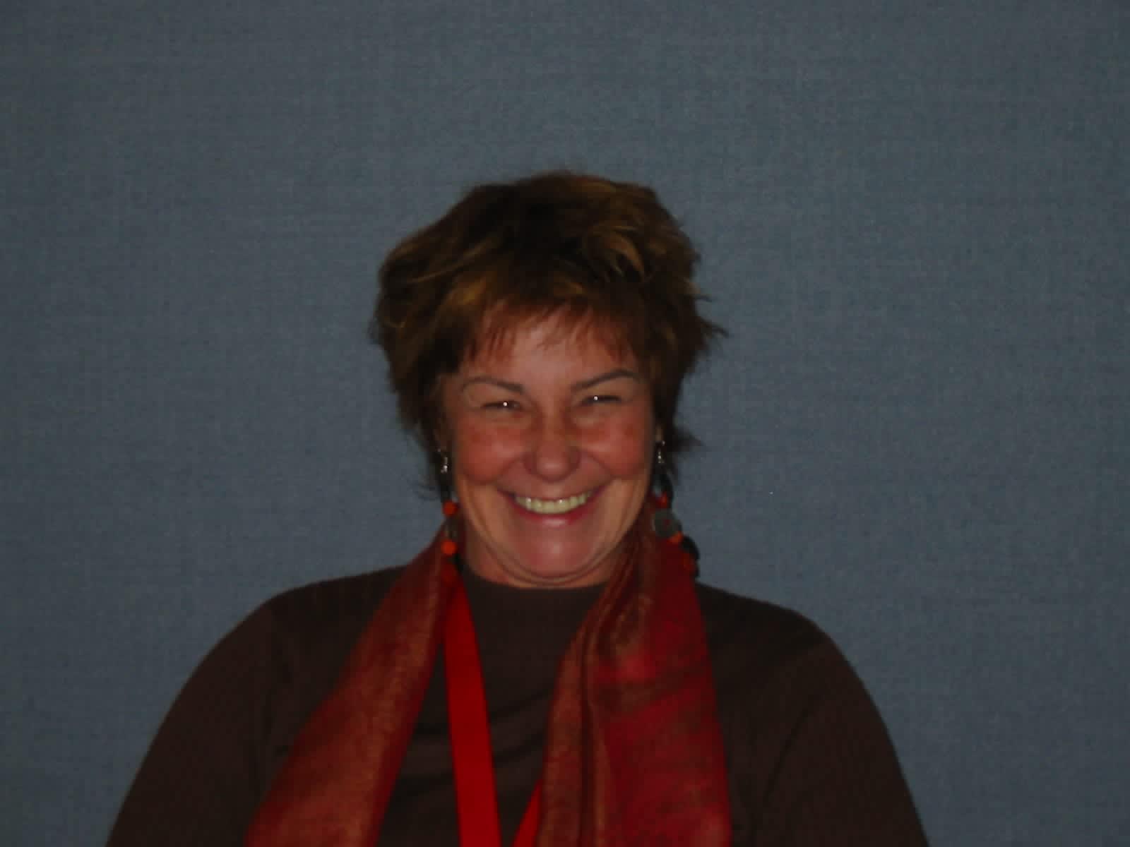 Sue-anne from Adelaide, South Australia, Australia