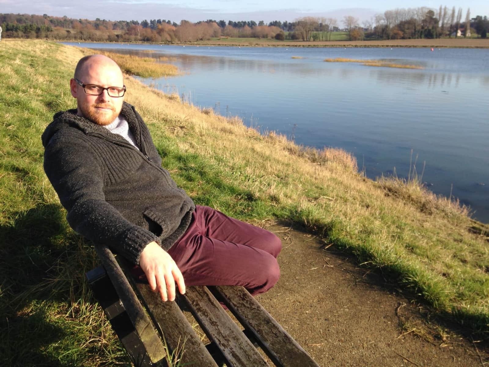 Philip from Ipswich, United Kingdom