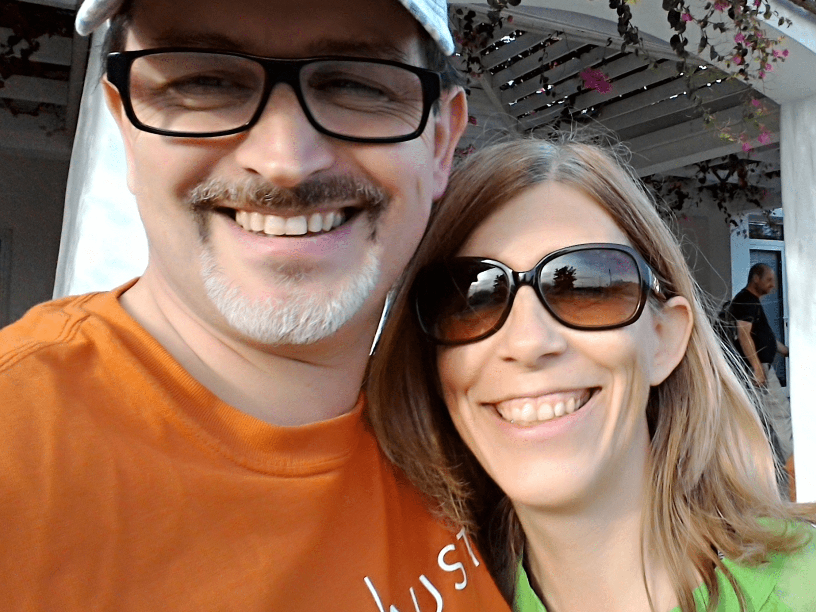 Sally & Gerry from Austin, Texas, United States