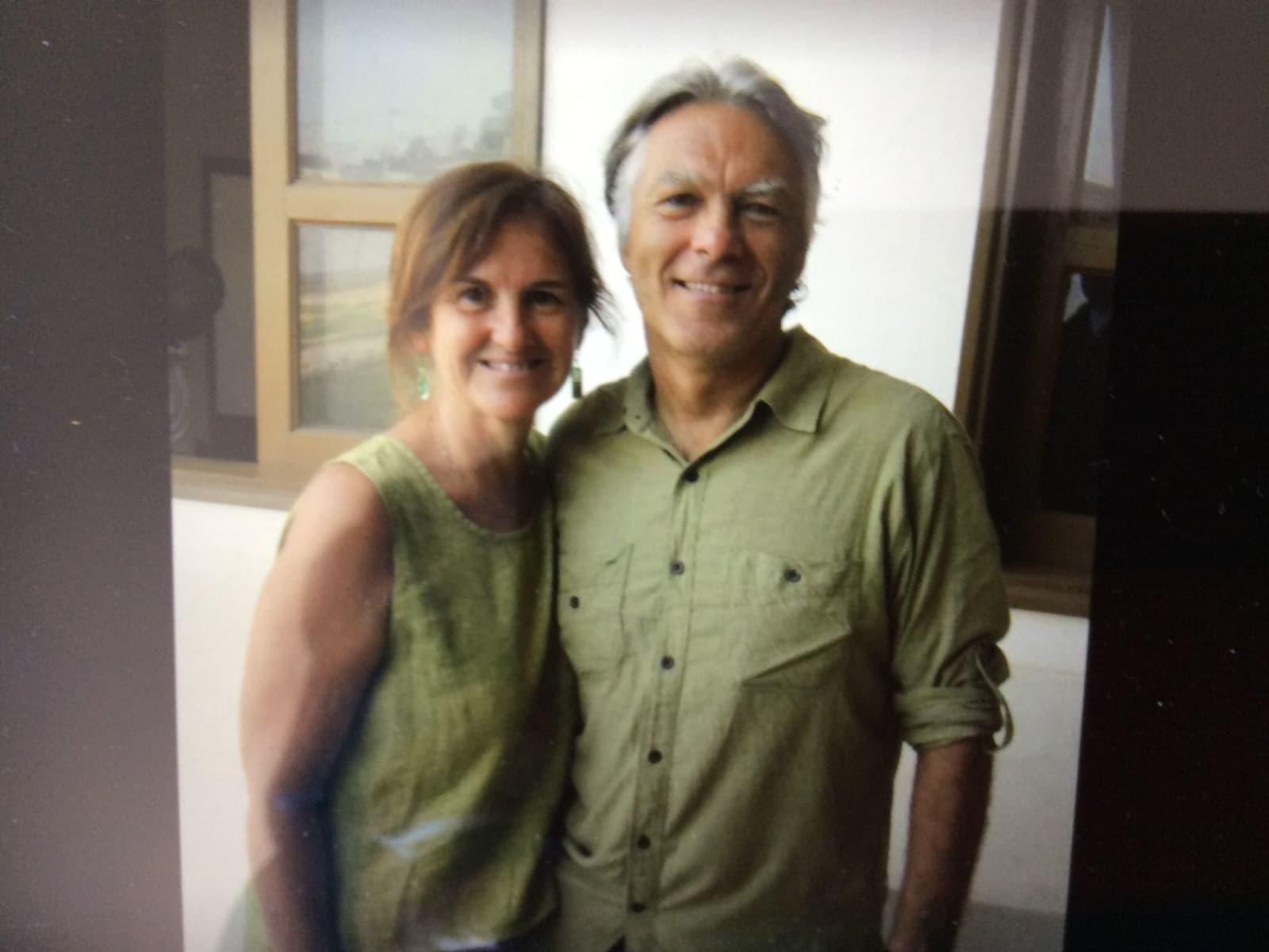 Phyllis & John from Montréal, Quebec, Canada