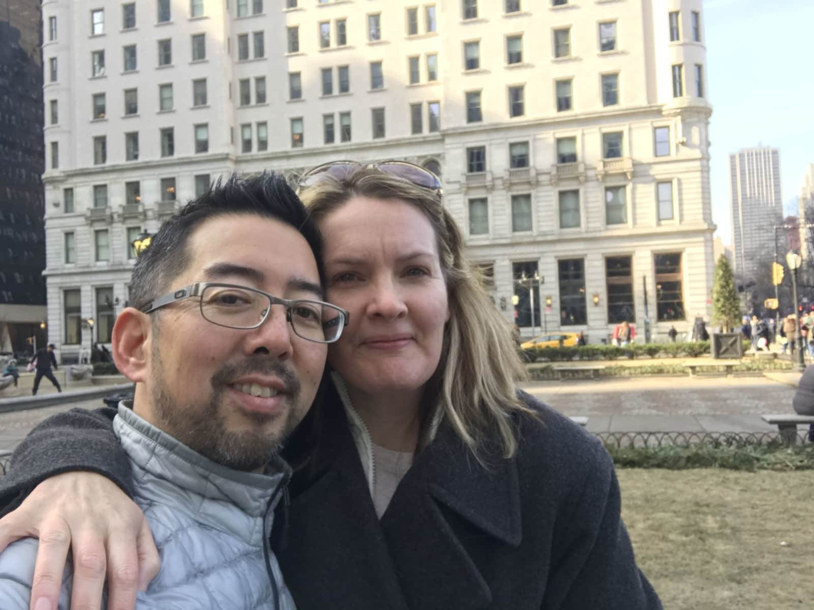 Katherine & Ken from Ashburn, Virginia, United States
