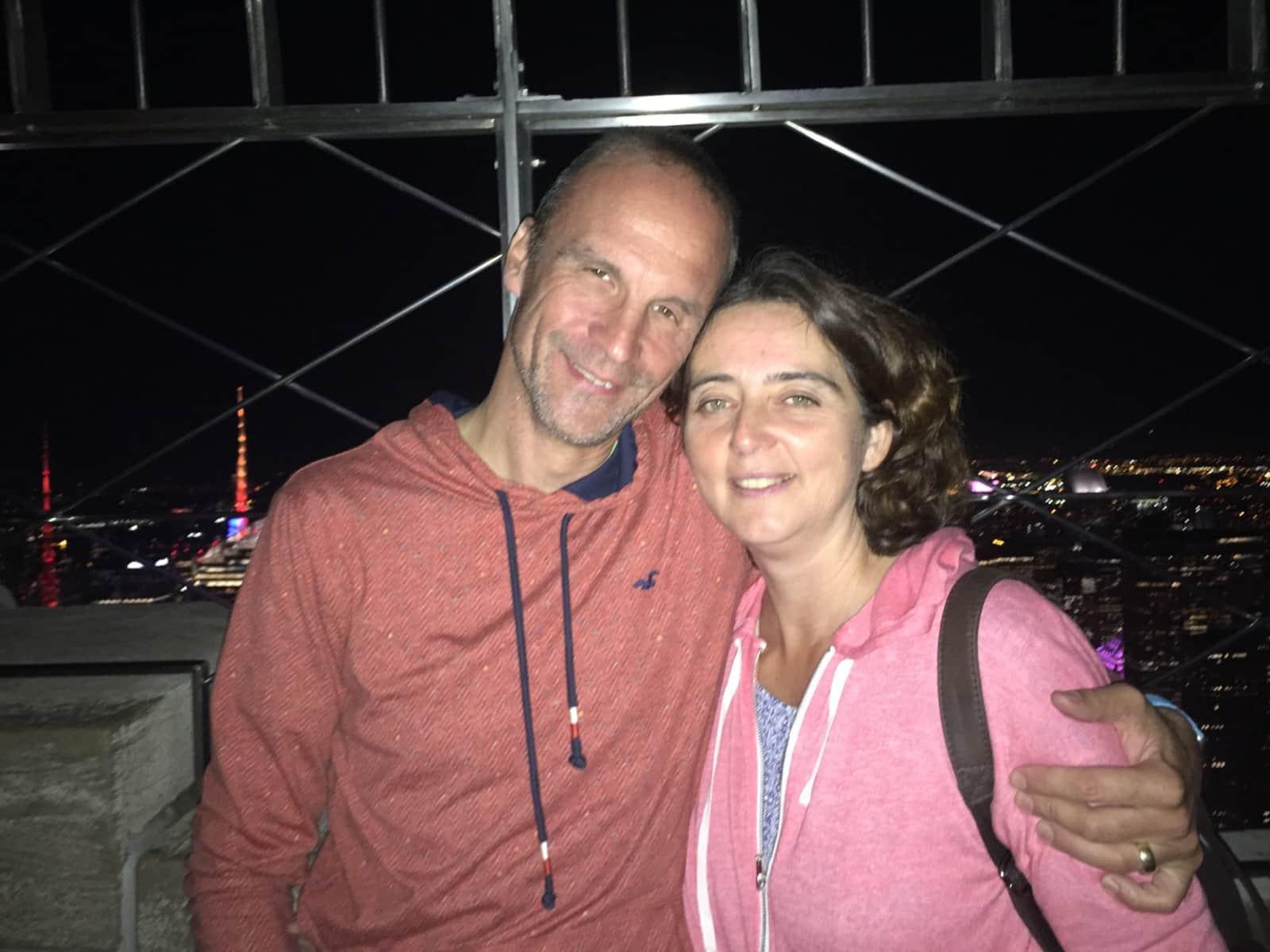 Christine & Torsten from Lüneburg, Germany