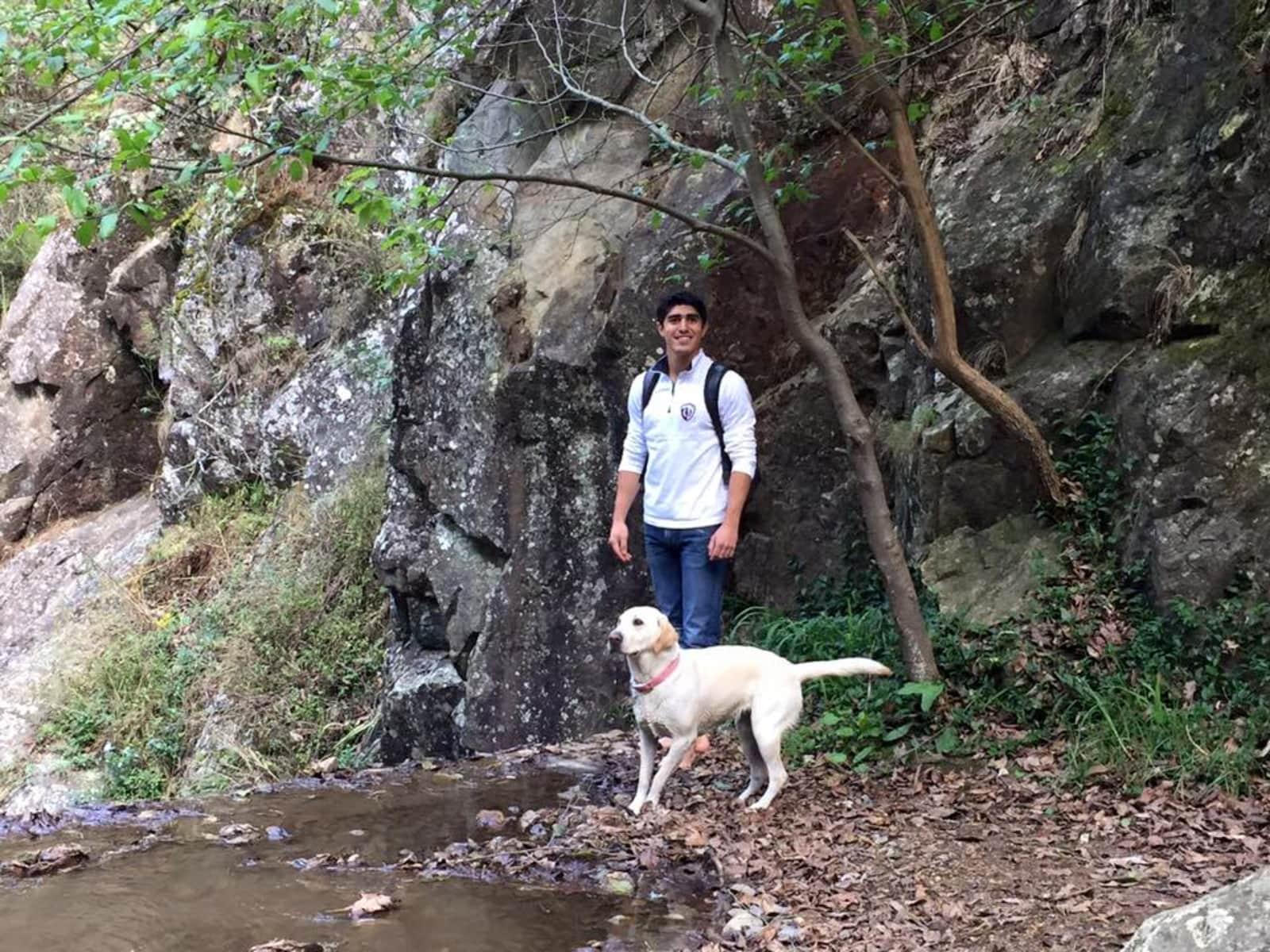 Raul from Santiago de Querétaro, Mexico