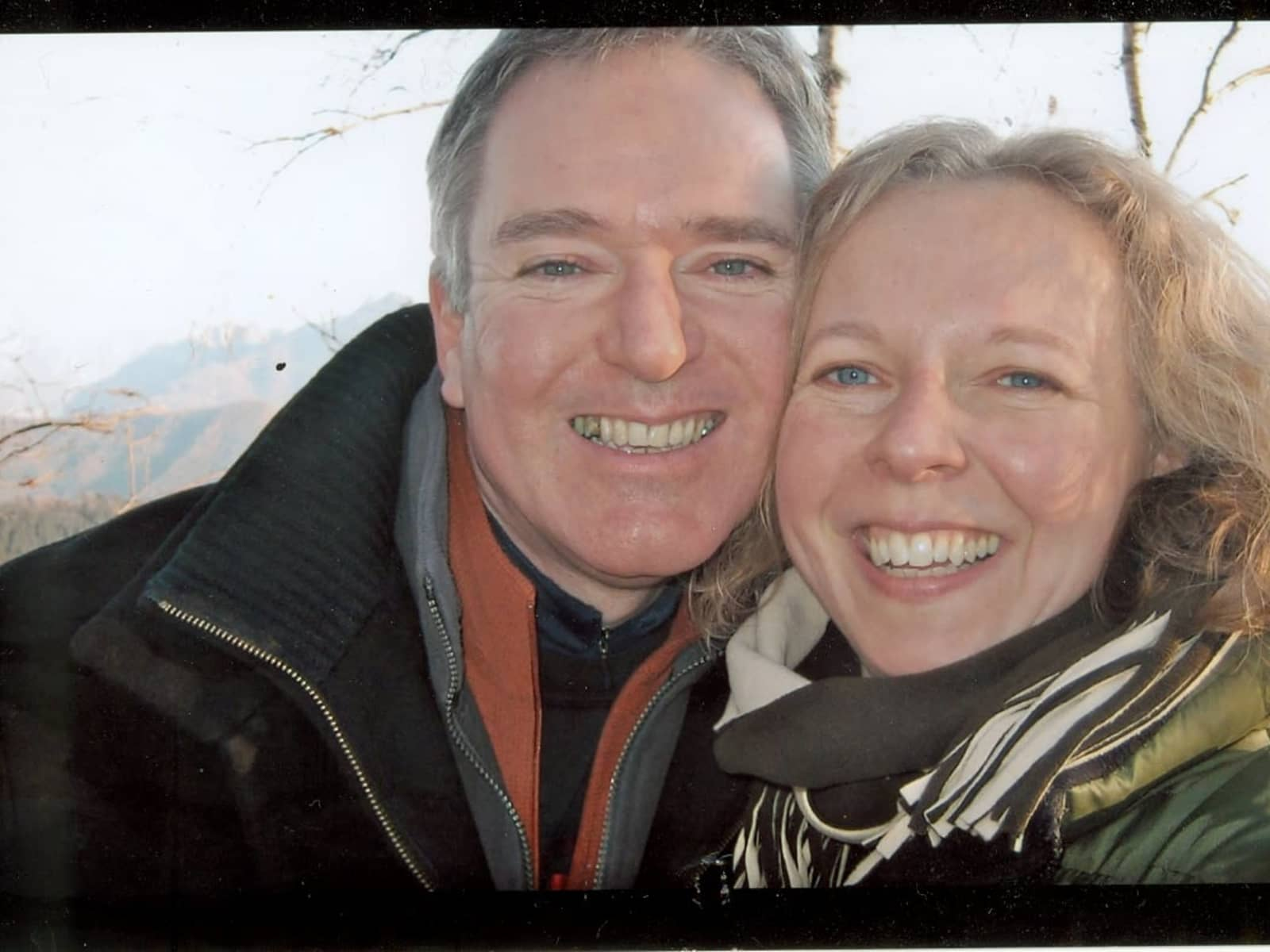 Sue & Mike from London, United Kingdom