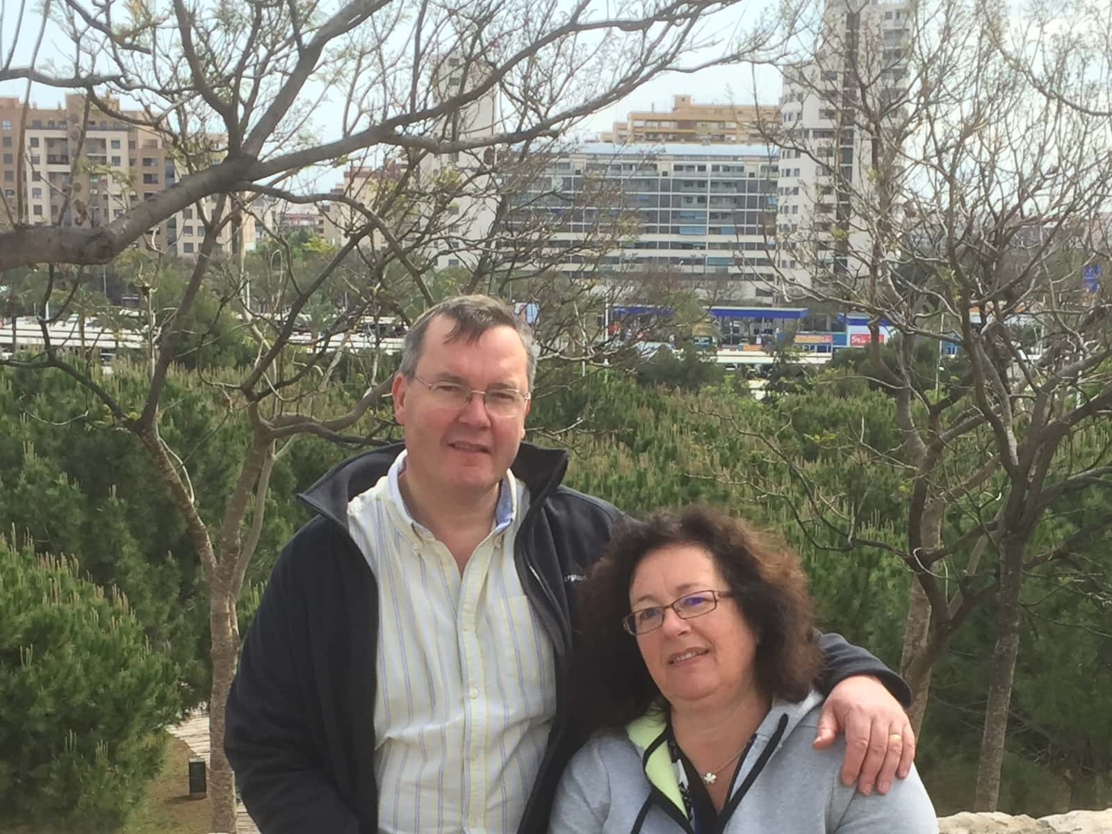 Fiona & Anthony from Leicester, United Kingdom