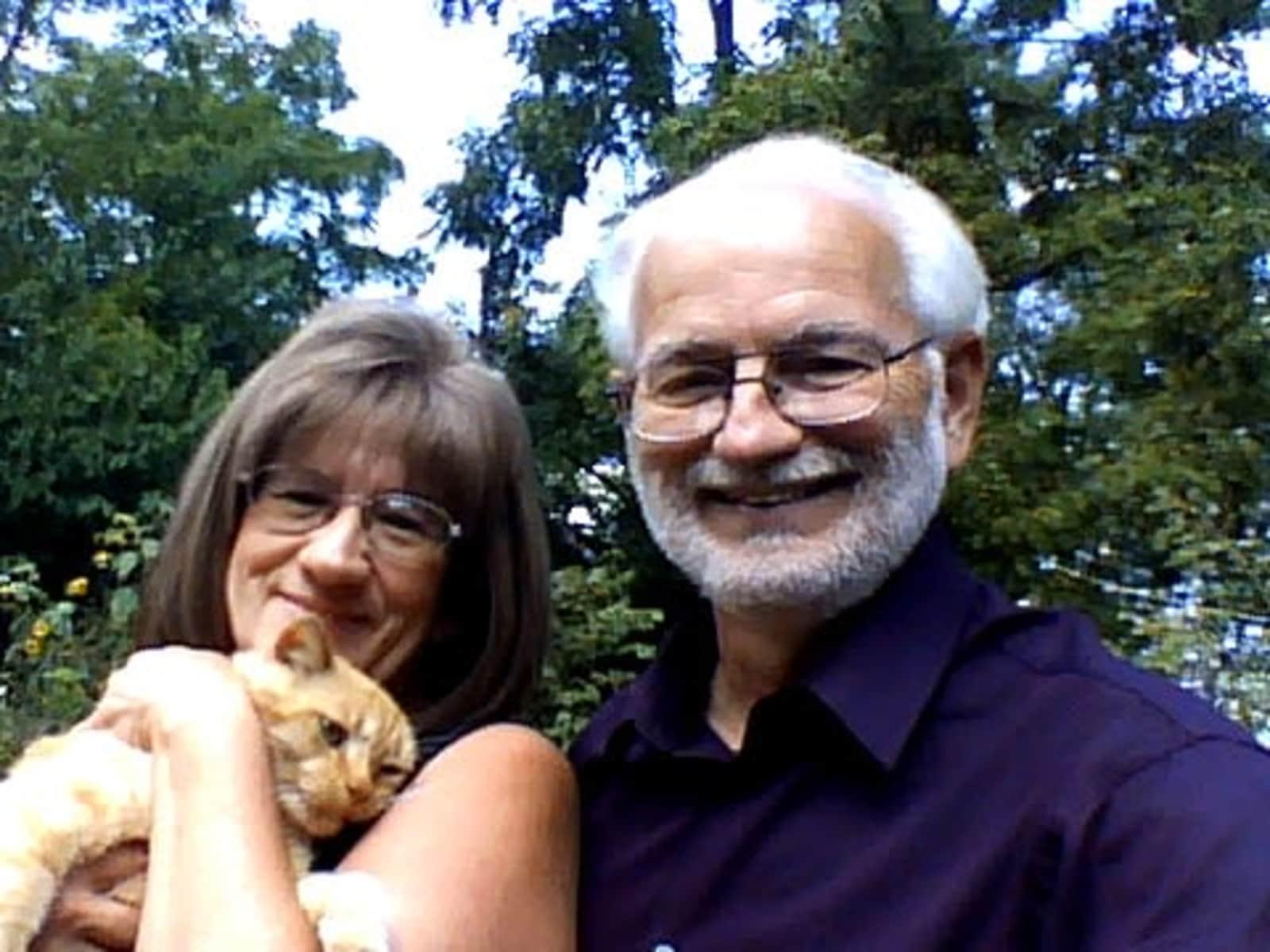 Charles & Marcia from Sullivan, Illinois, United States