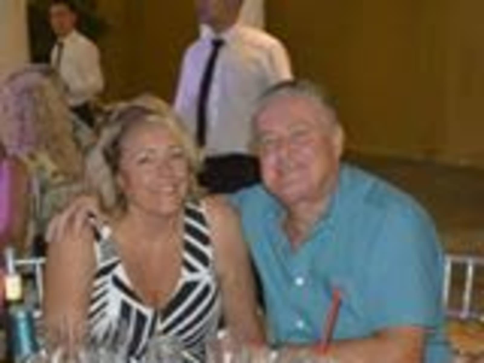 Pamela & Eddy from Kyrenia, Cyprus