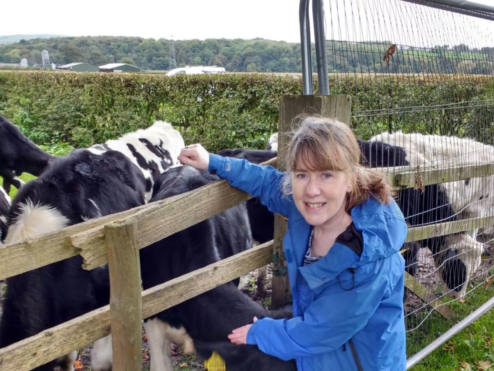Janet from Warrington, United Kingdom