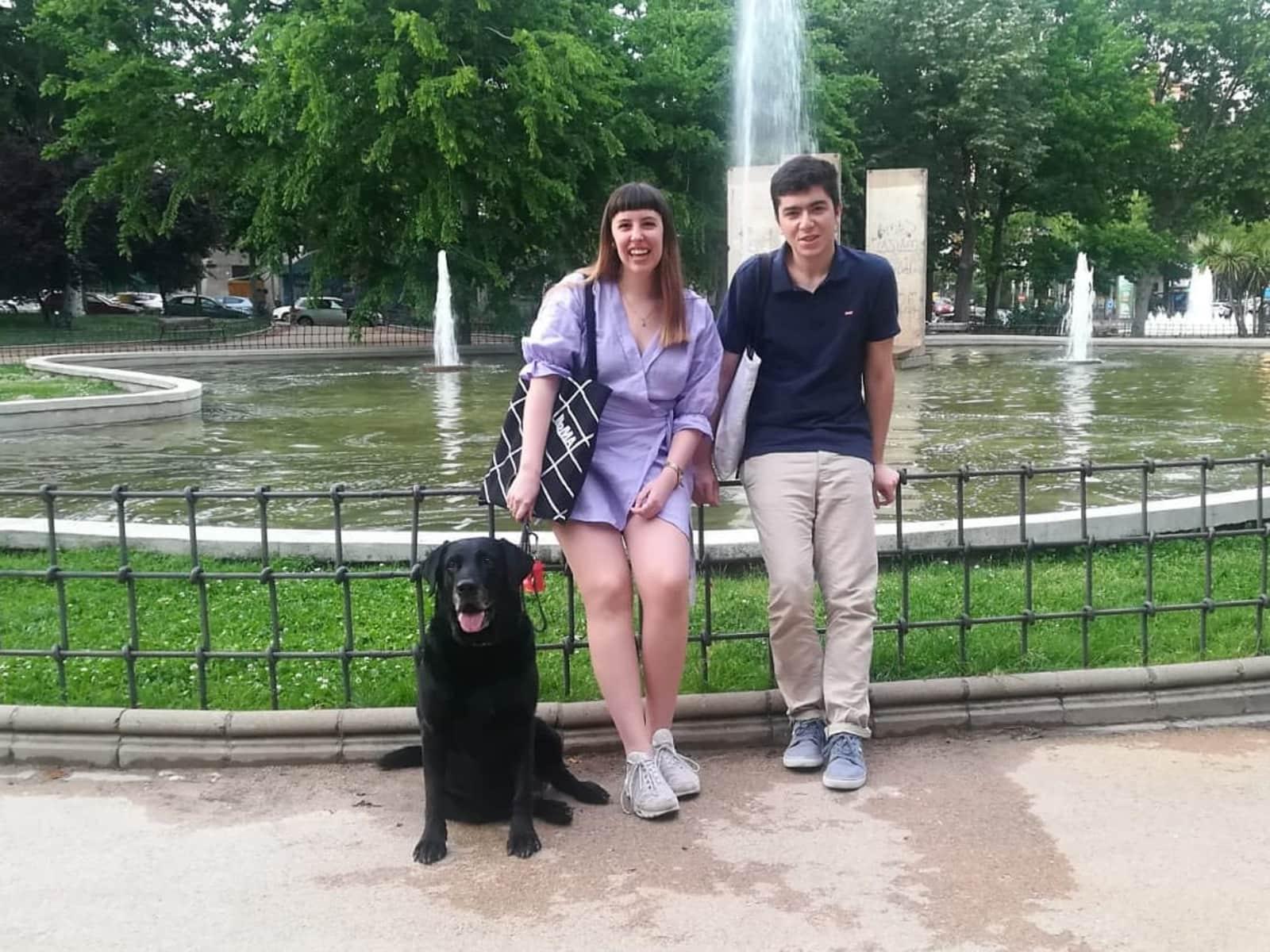 Julia & Gorka from Madrid, Spain