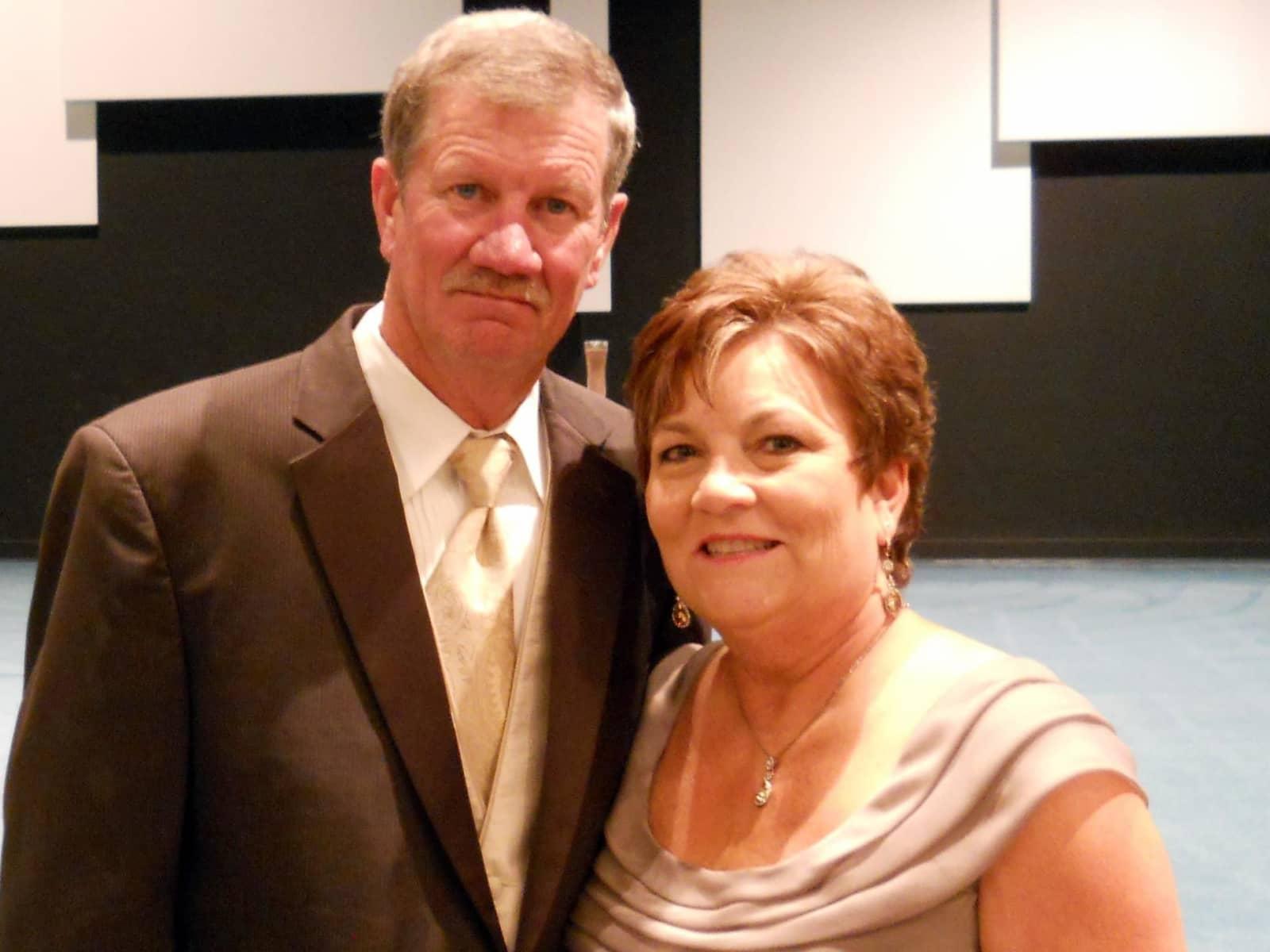 Elizabeth & William from Lincoln, Nebraska, United States