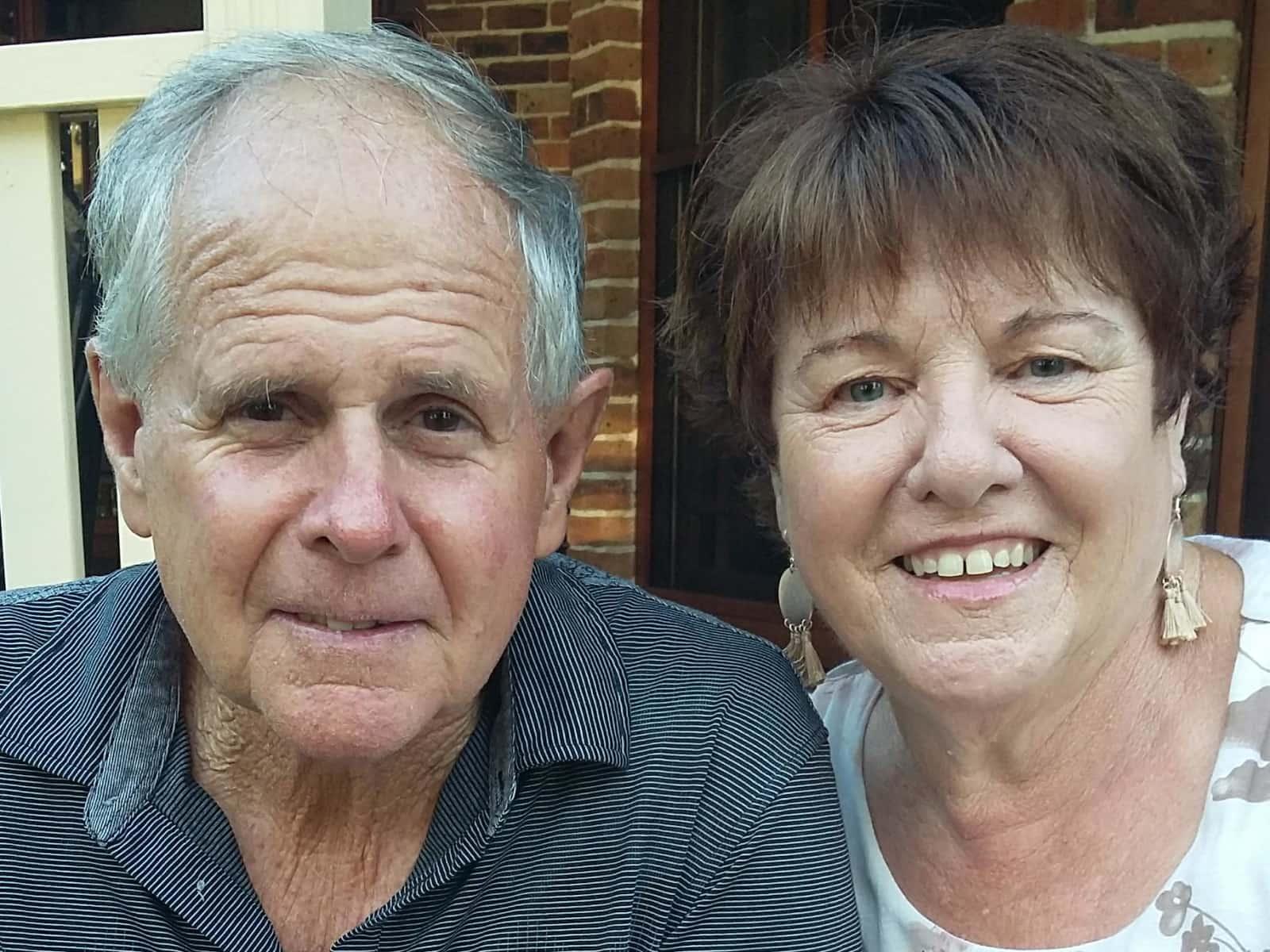 Jean & Allen from Casino, New South Wales, Australia